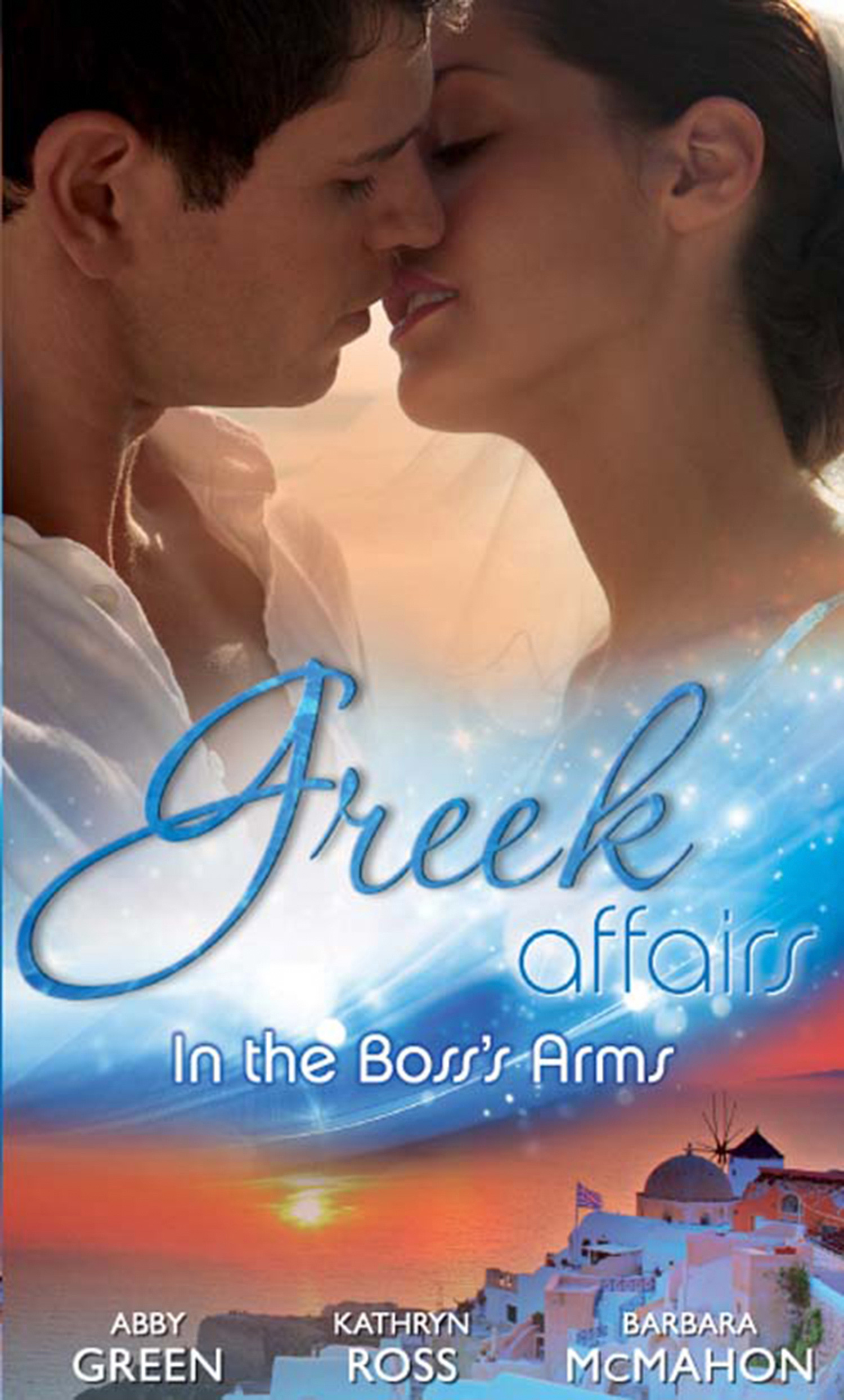 Greek Affairs: In the Boss's Arms