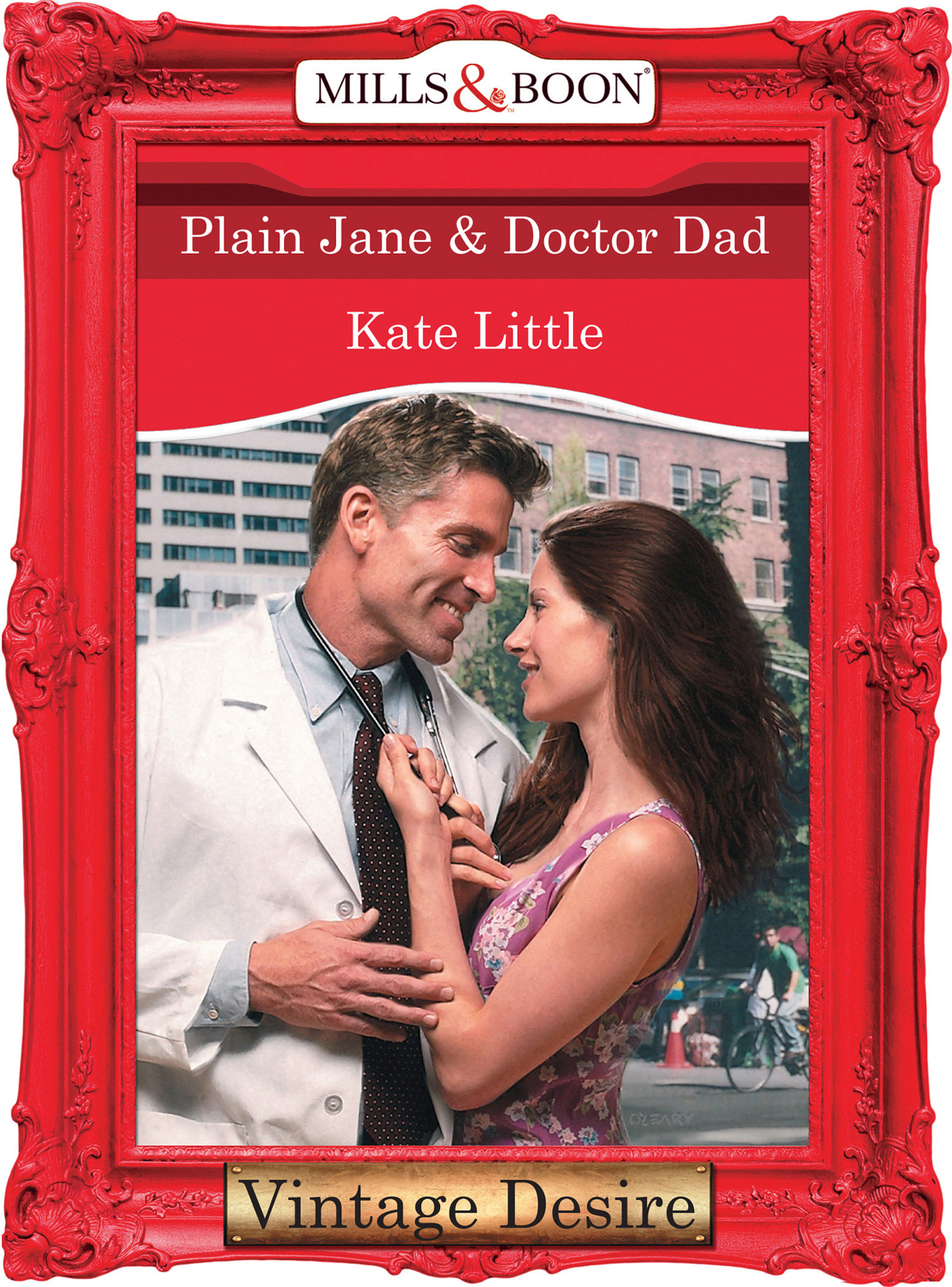 Plain Jane and Doctor Dad