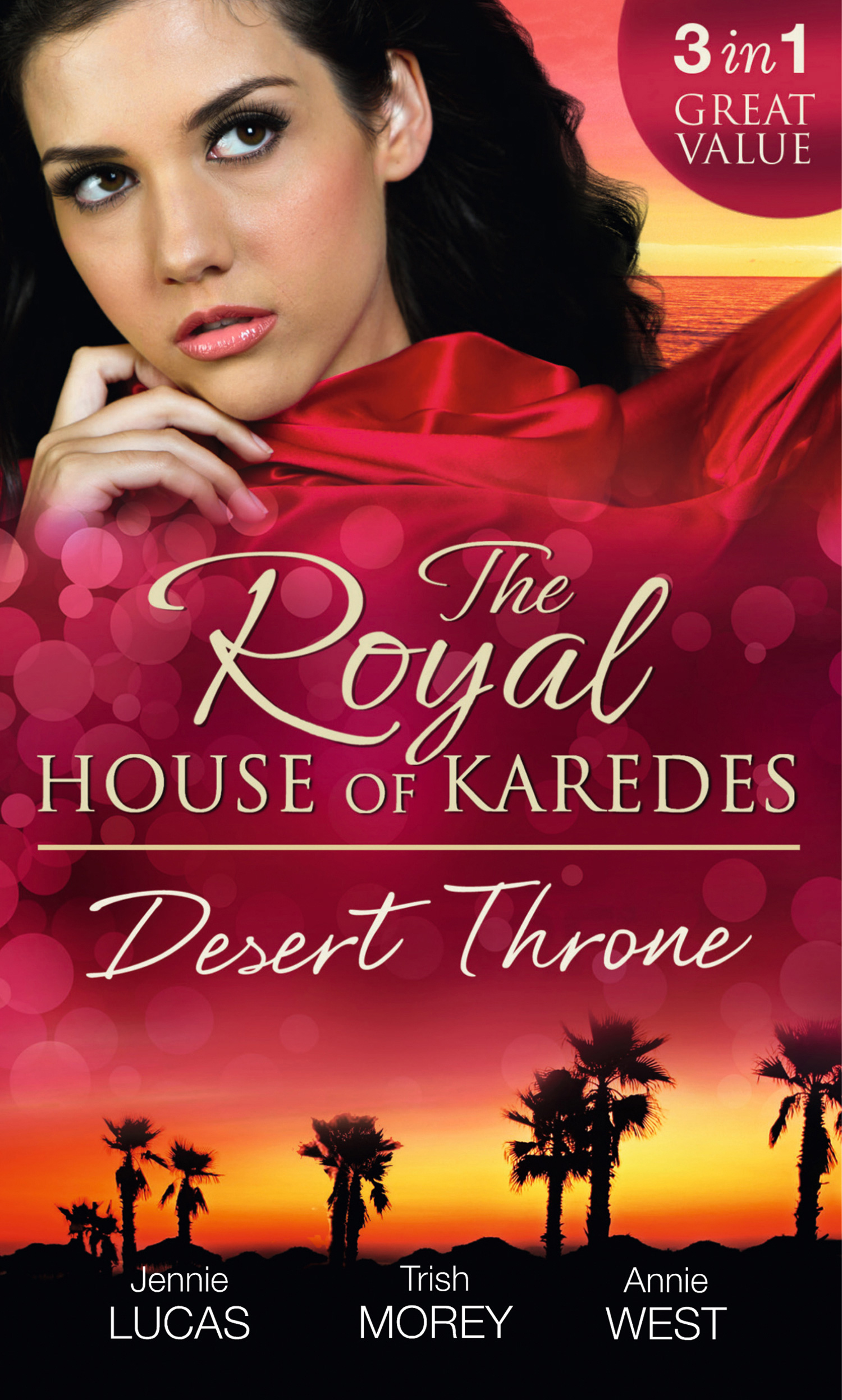The Royal House of Karedes: The Desert Throne