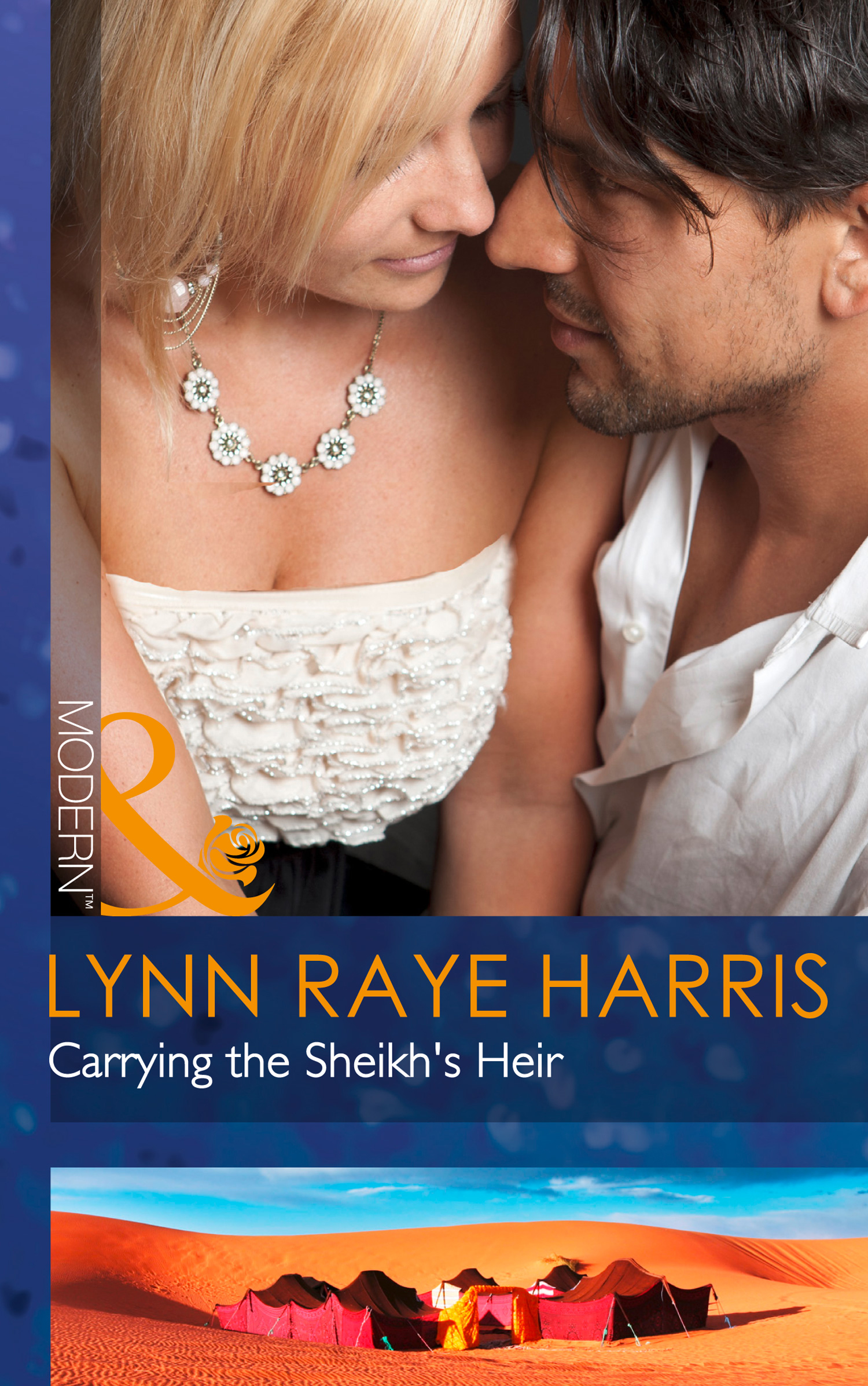 Carrying the Sheikh's Heir