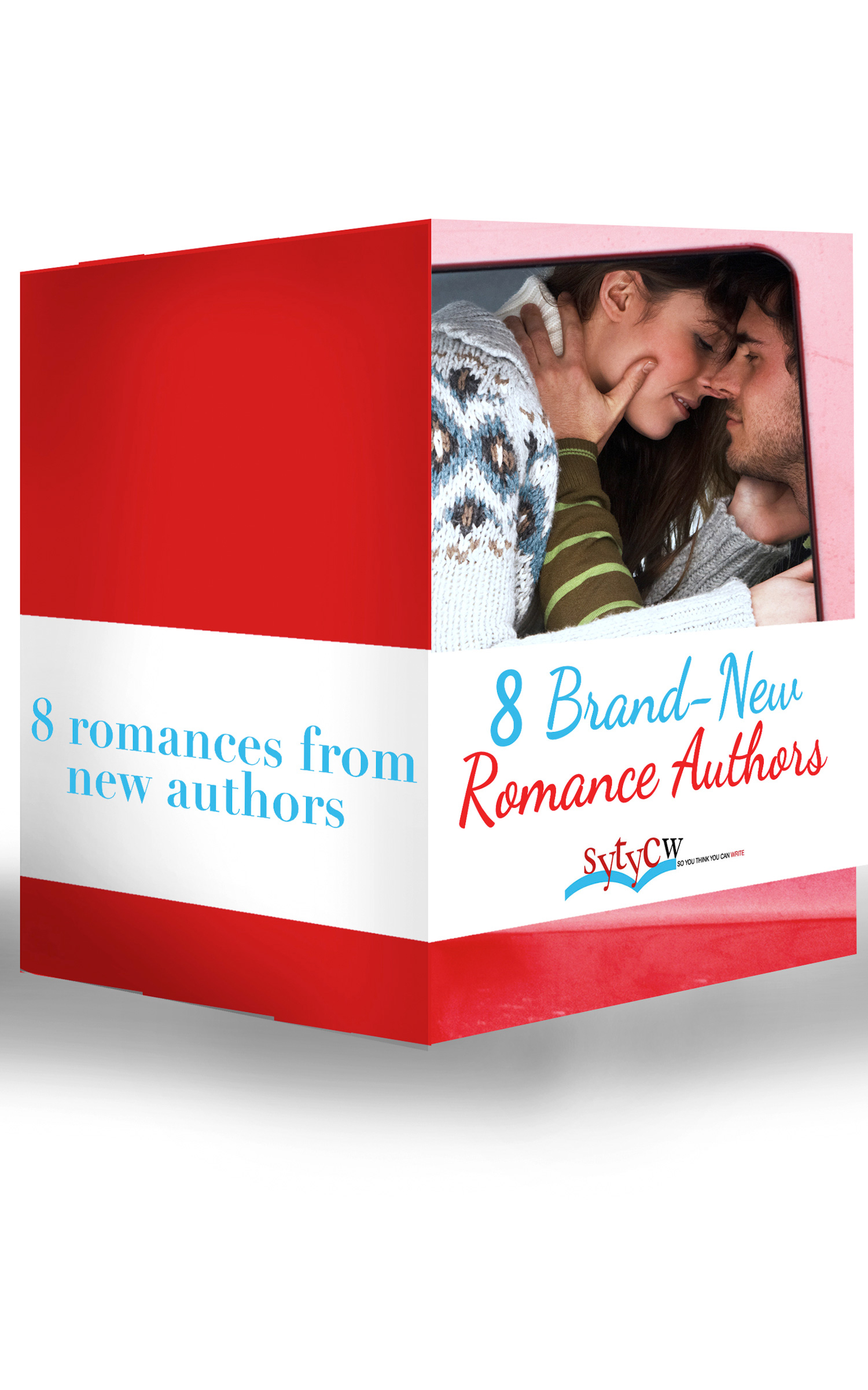 8 Brand-New Romance Authors