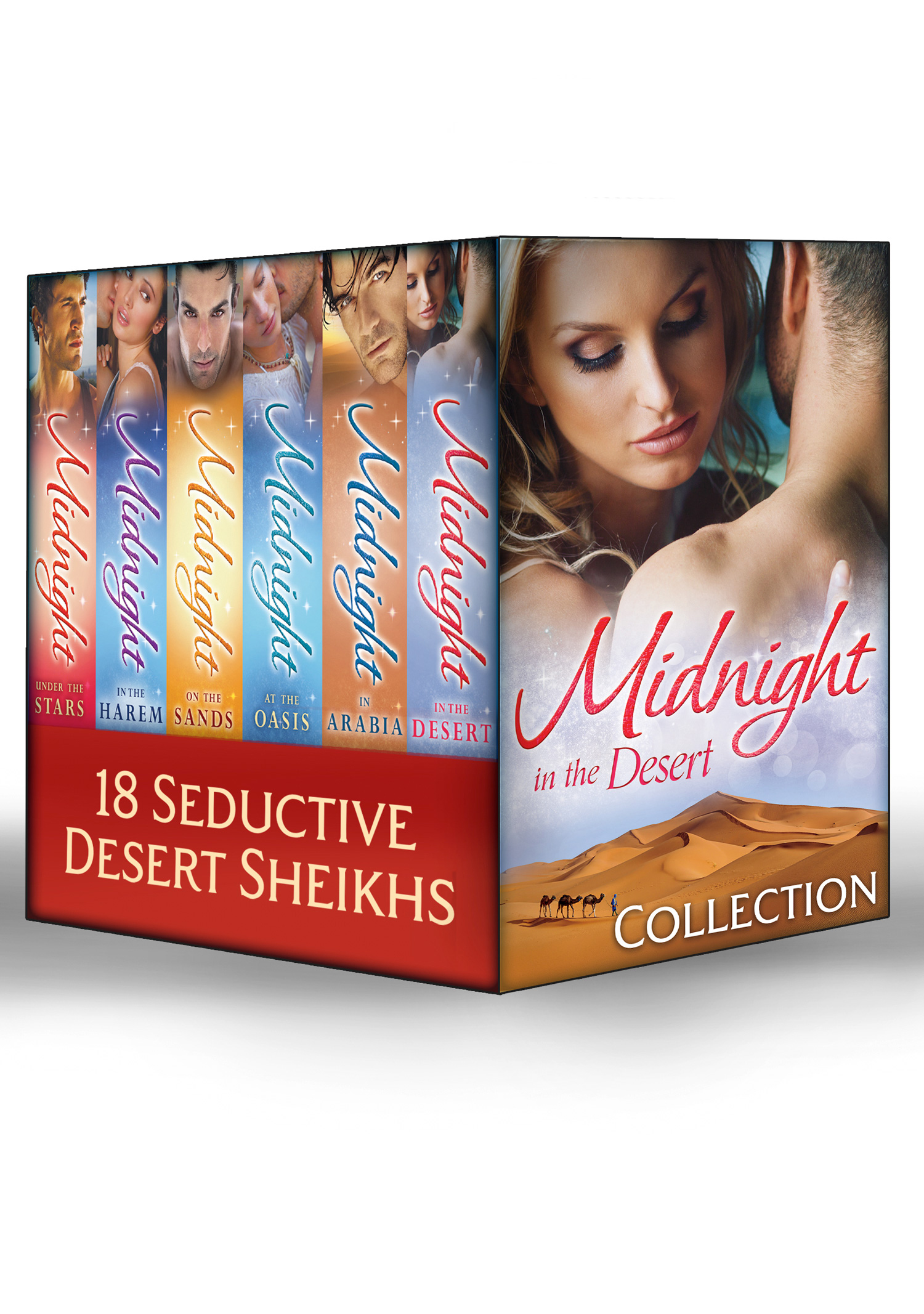 Midnight in the Desert Collection