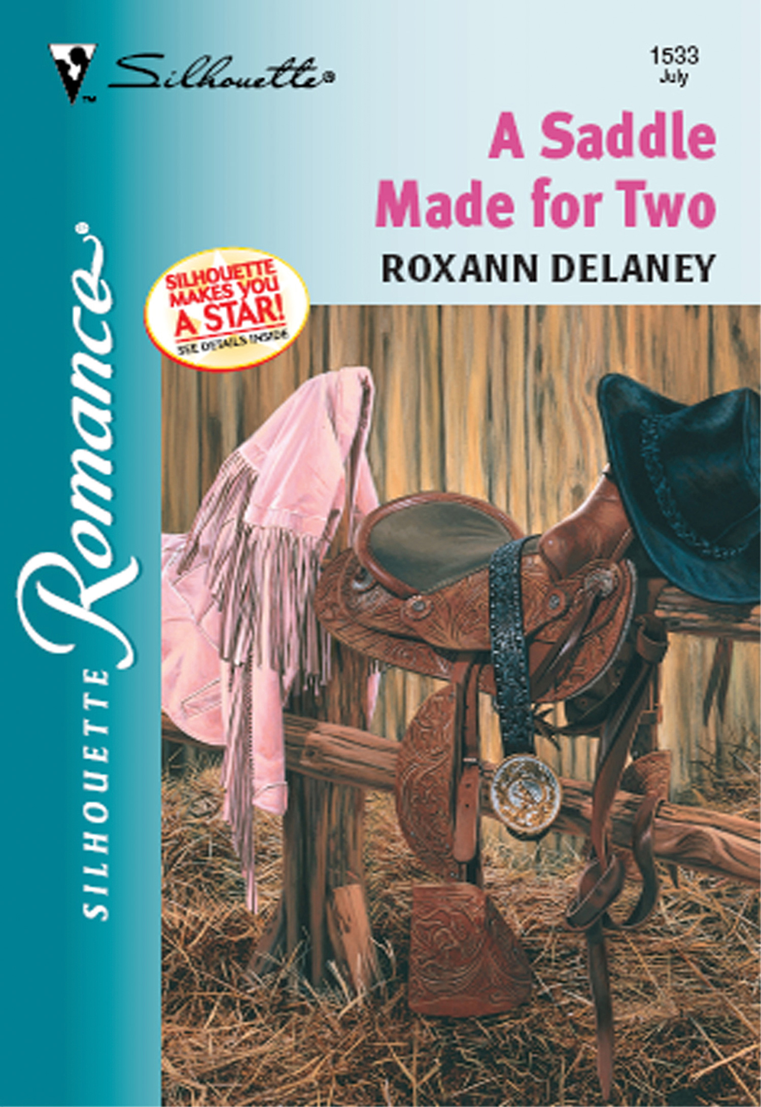 A Saddle Made For Two