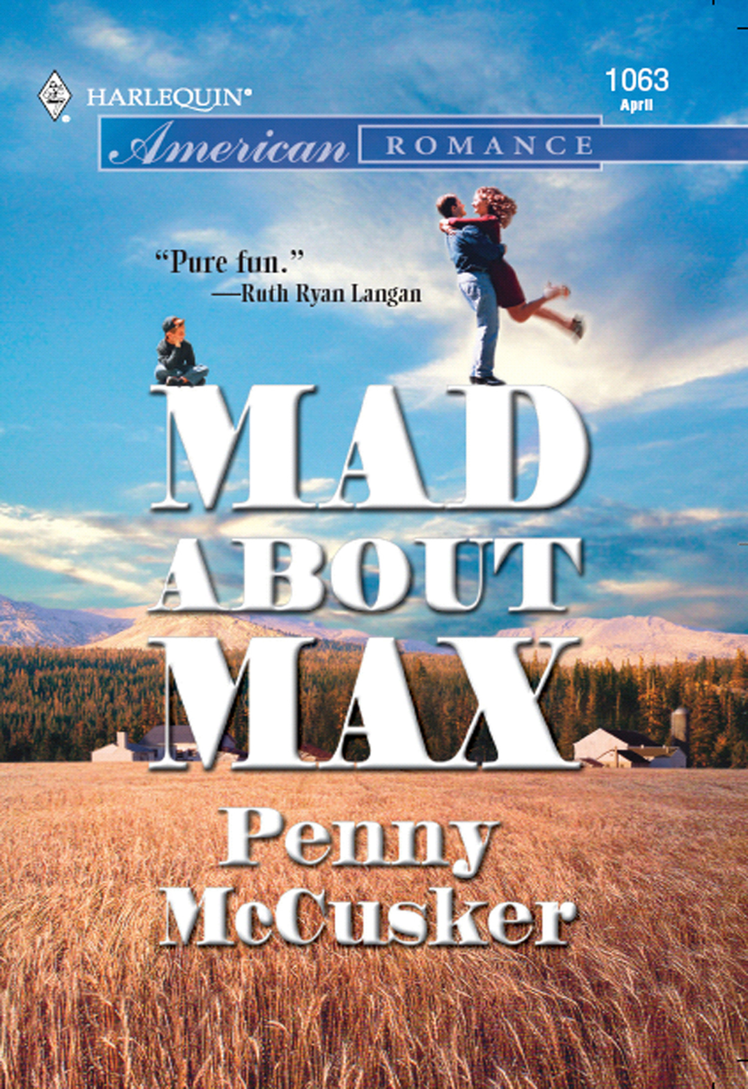 Mad About Max