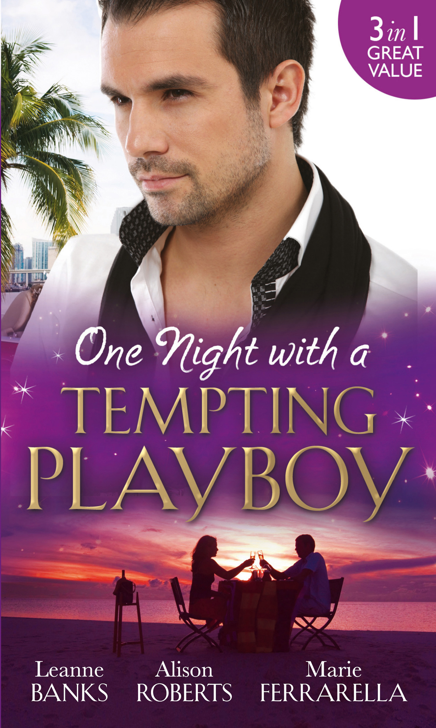 One Night with a Tempting Playboy