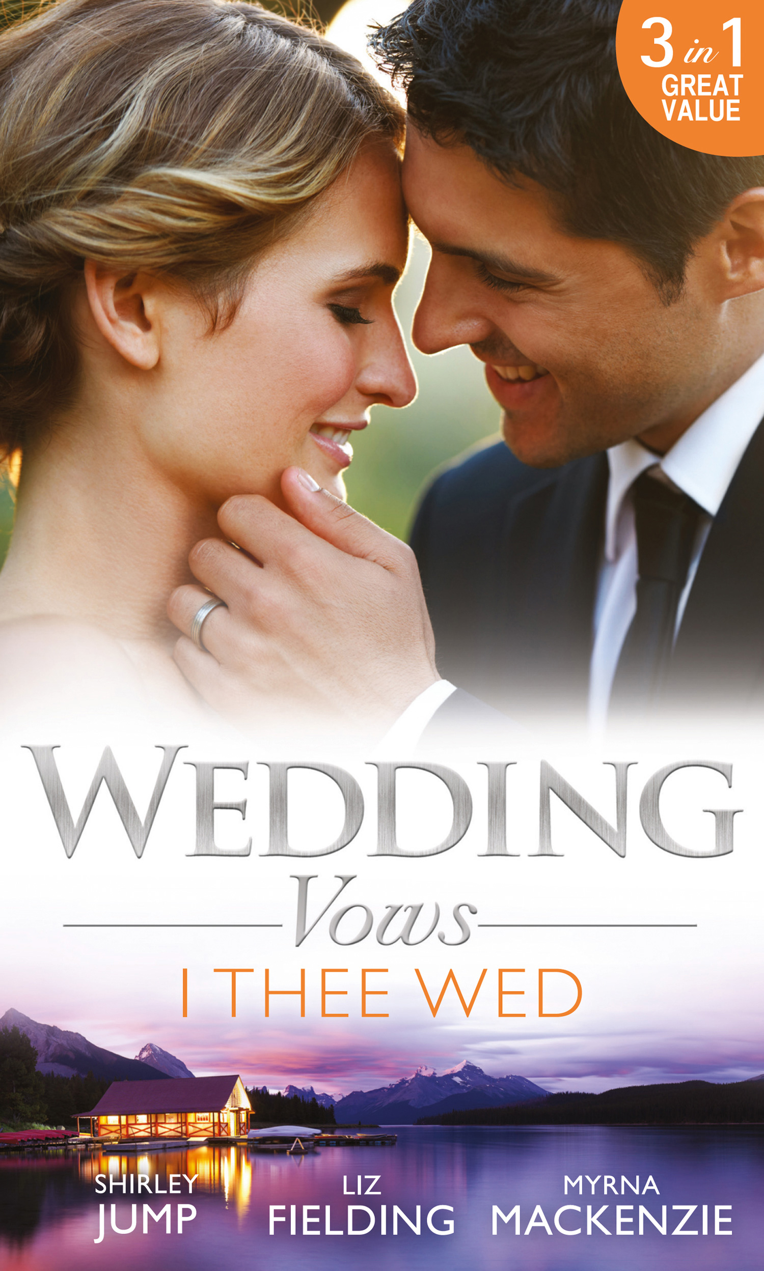 Wedding Vows: I Thee Wed