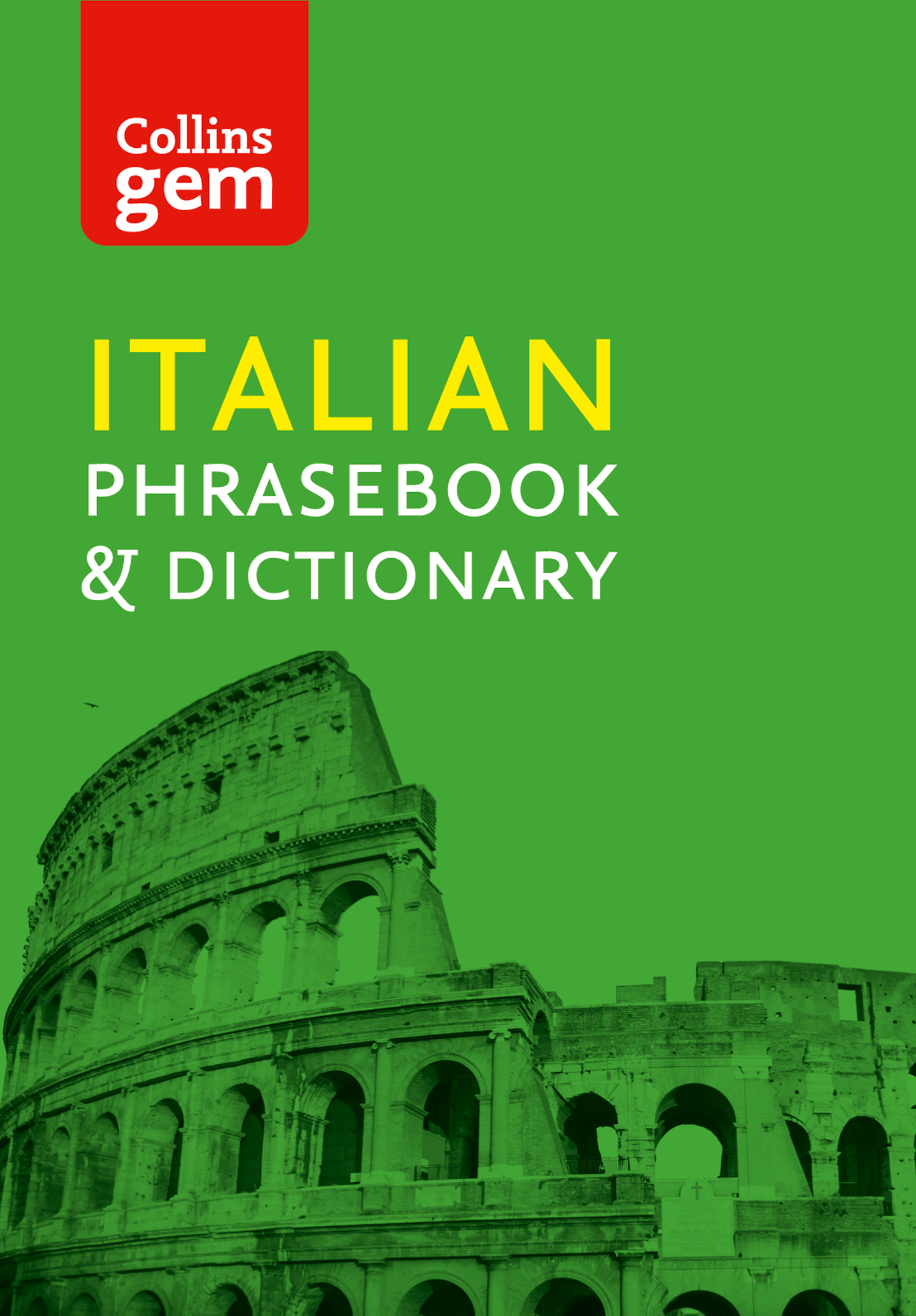 Collins Italian Phrasebook and Dictionary Gem Edition
