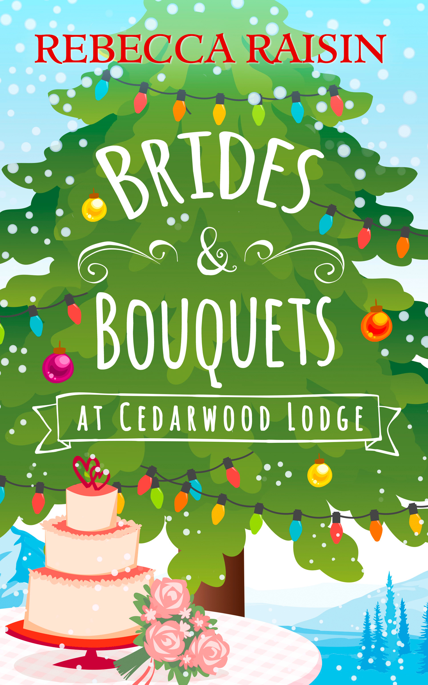 Brides and Bouquets At Cedarwood Lodge