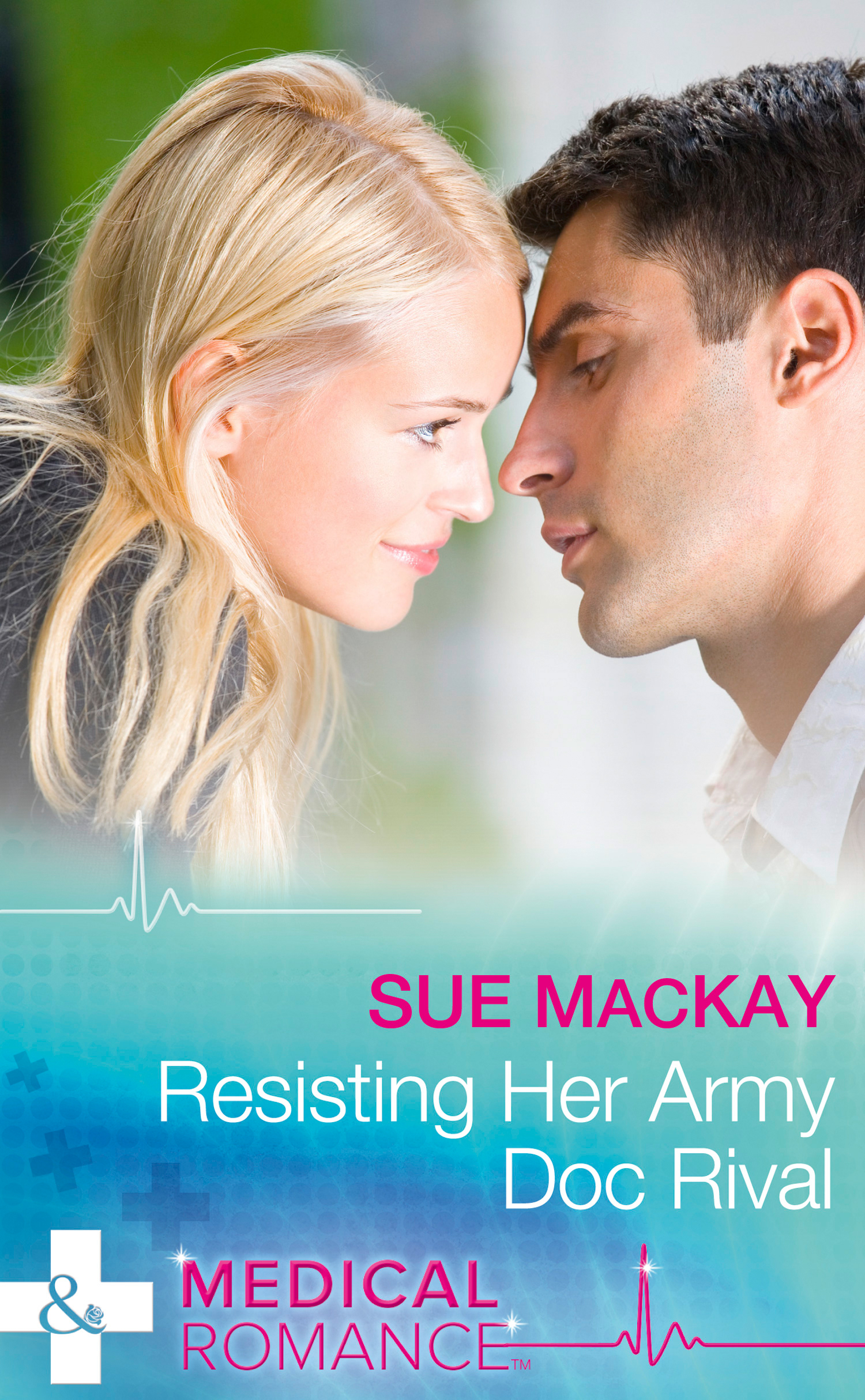 Resisting Her Army Doc Rival