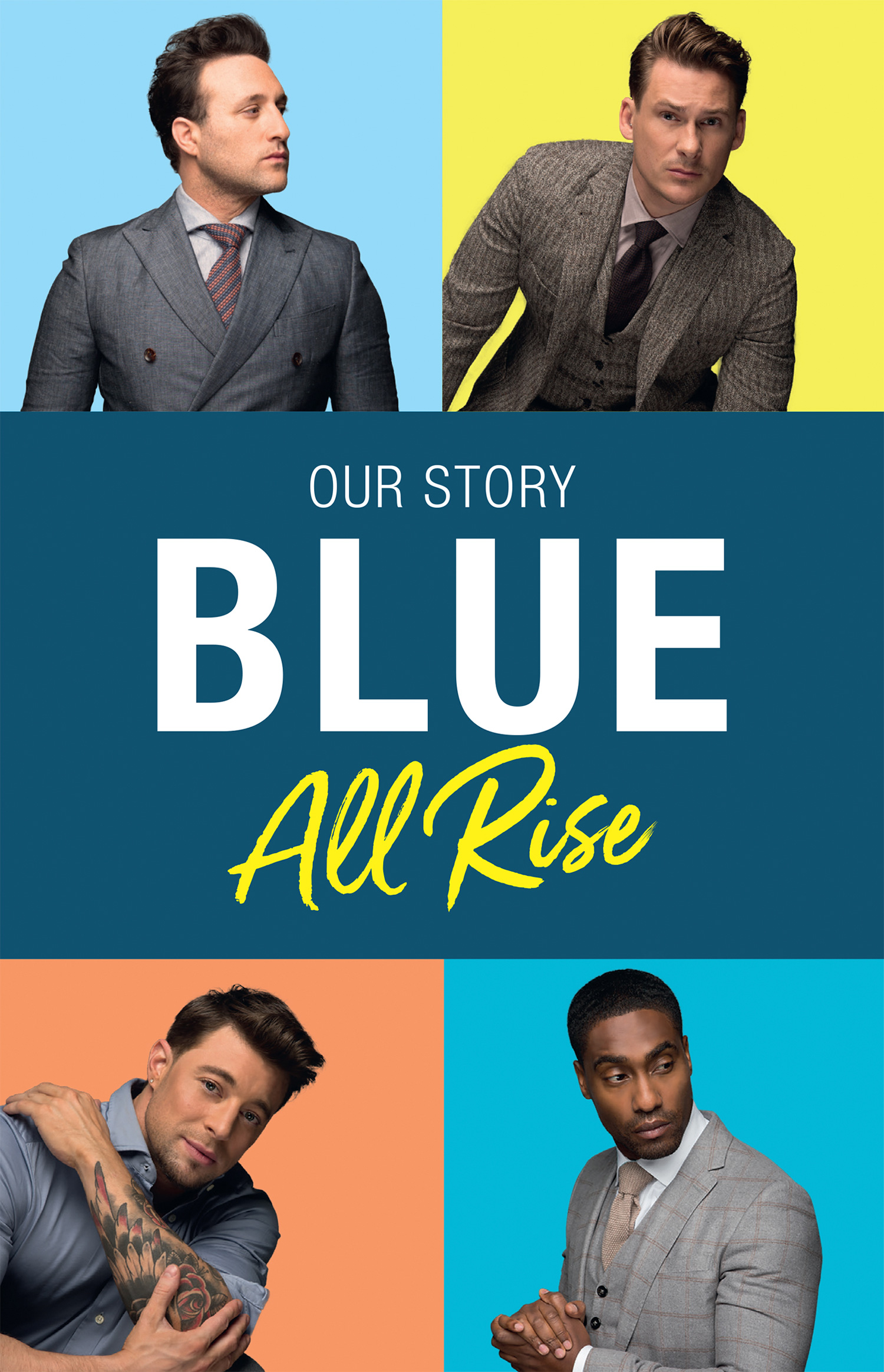 Blue: All Rise
