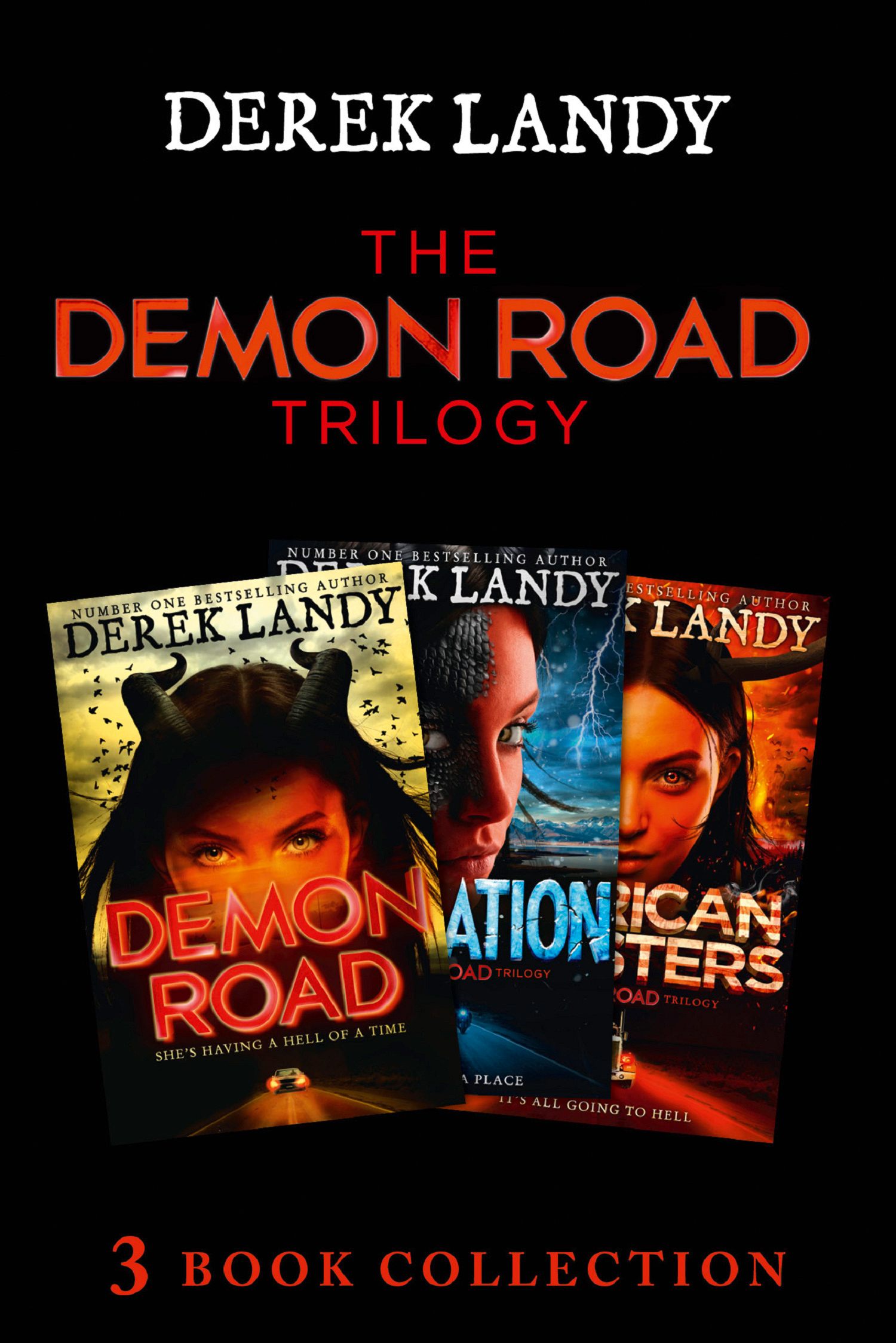 The Demon Road Trilogy: The Complete Collection