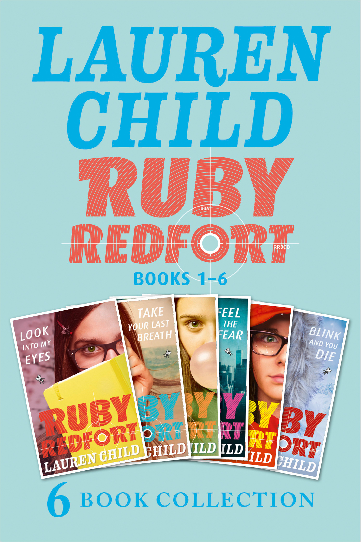The Complete Ruby Redfort Collection