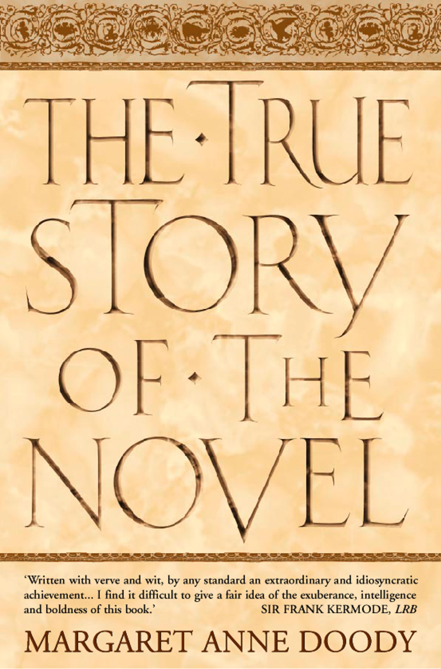 The True Story of the Novel (Text Only)