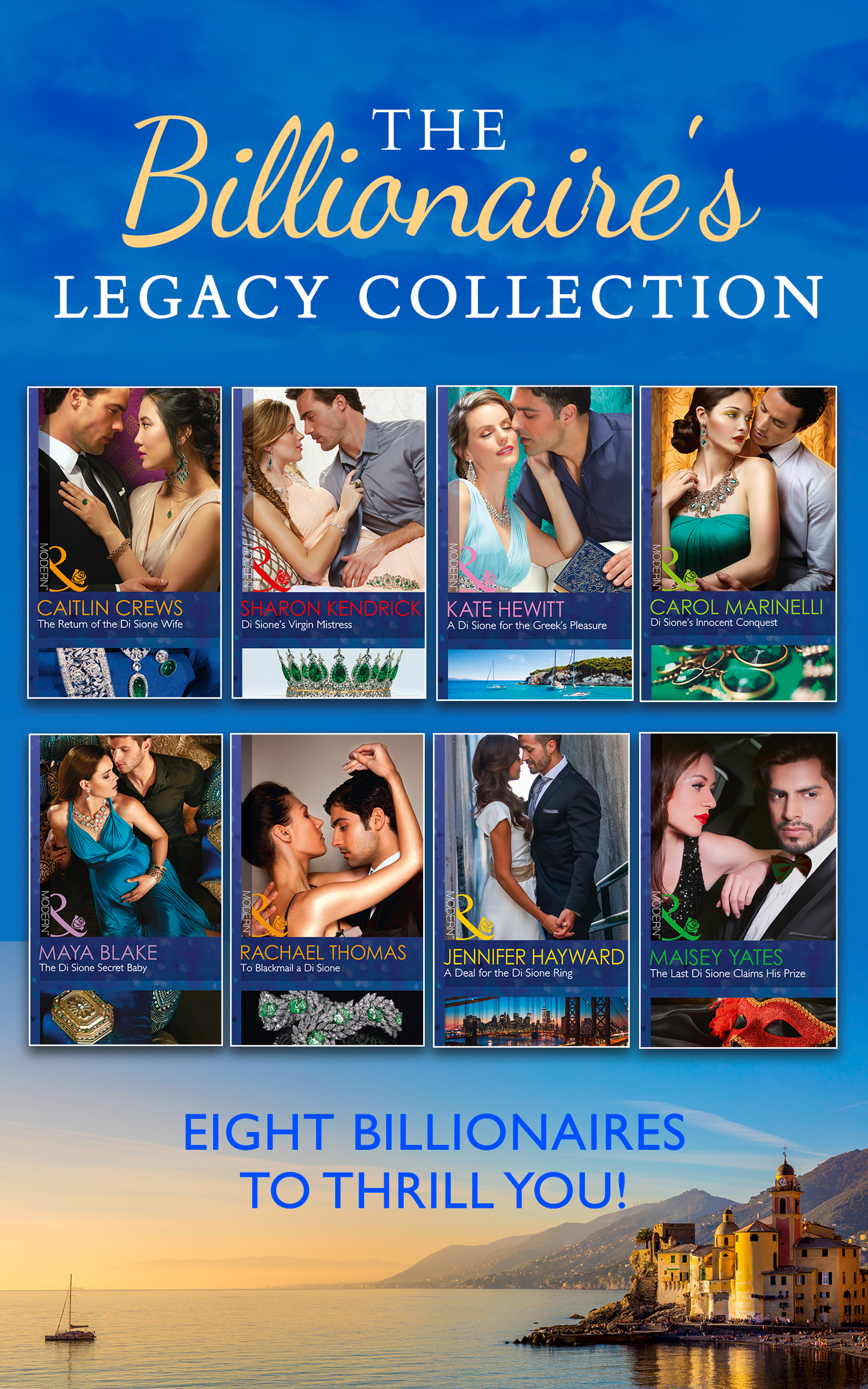 The Billionaire's Legacy Collection