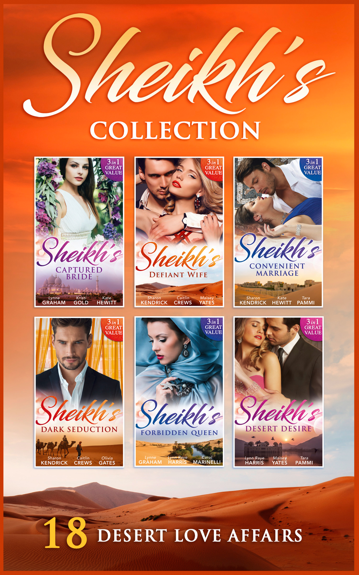 The Sheikh's Collection