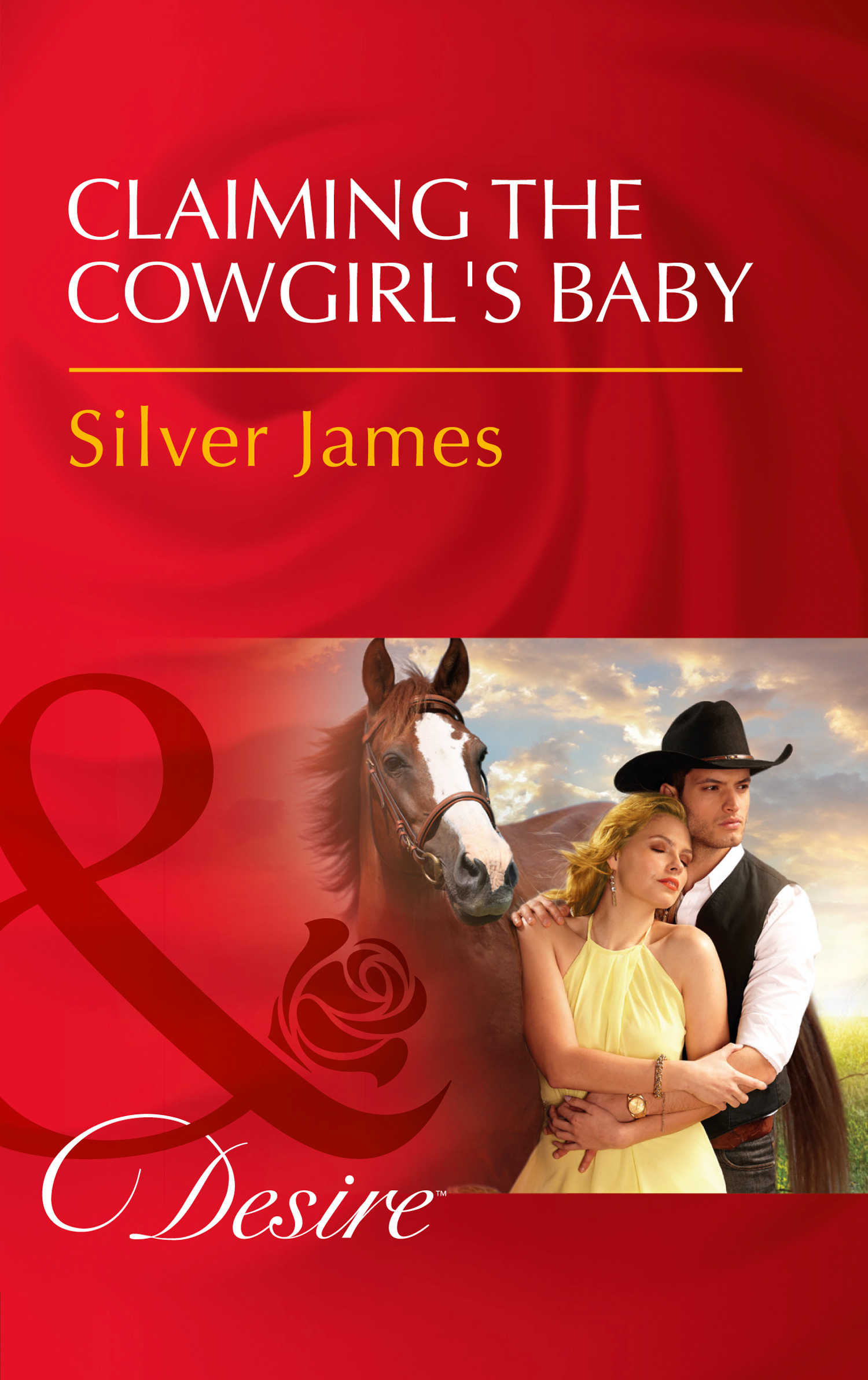 Claiming The Cowgirl's Baby