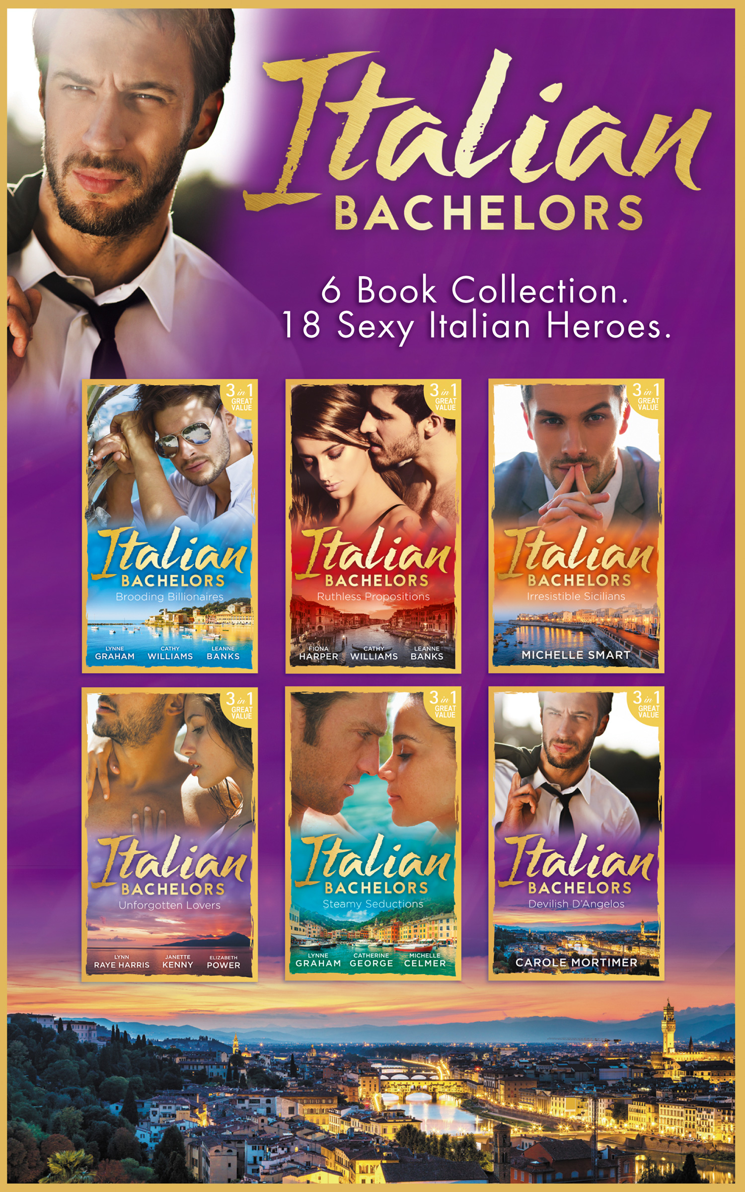 The Italian Bachelors Collection