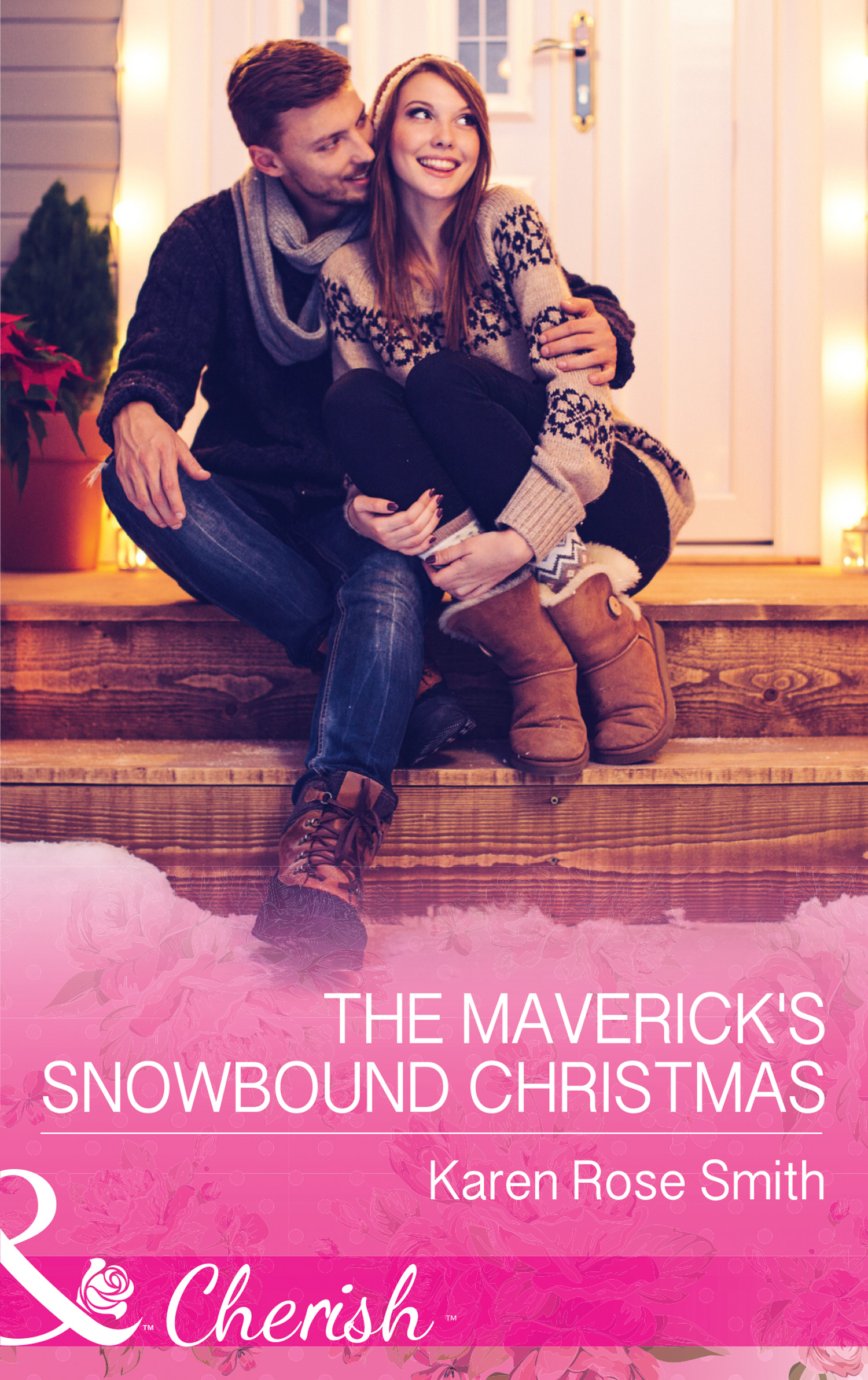 The Maverick's Snowbound Christmas