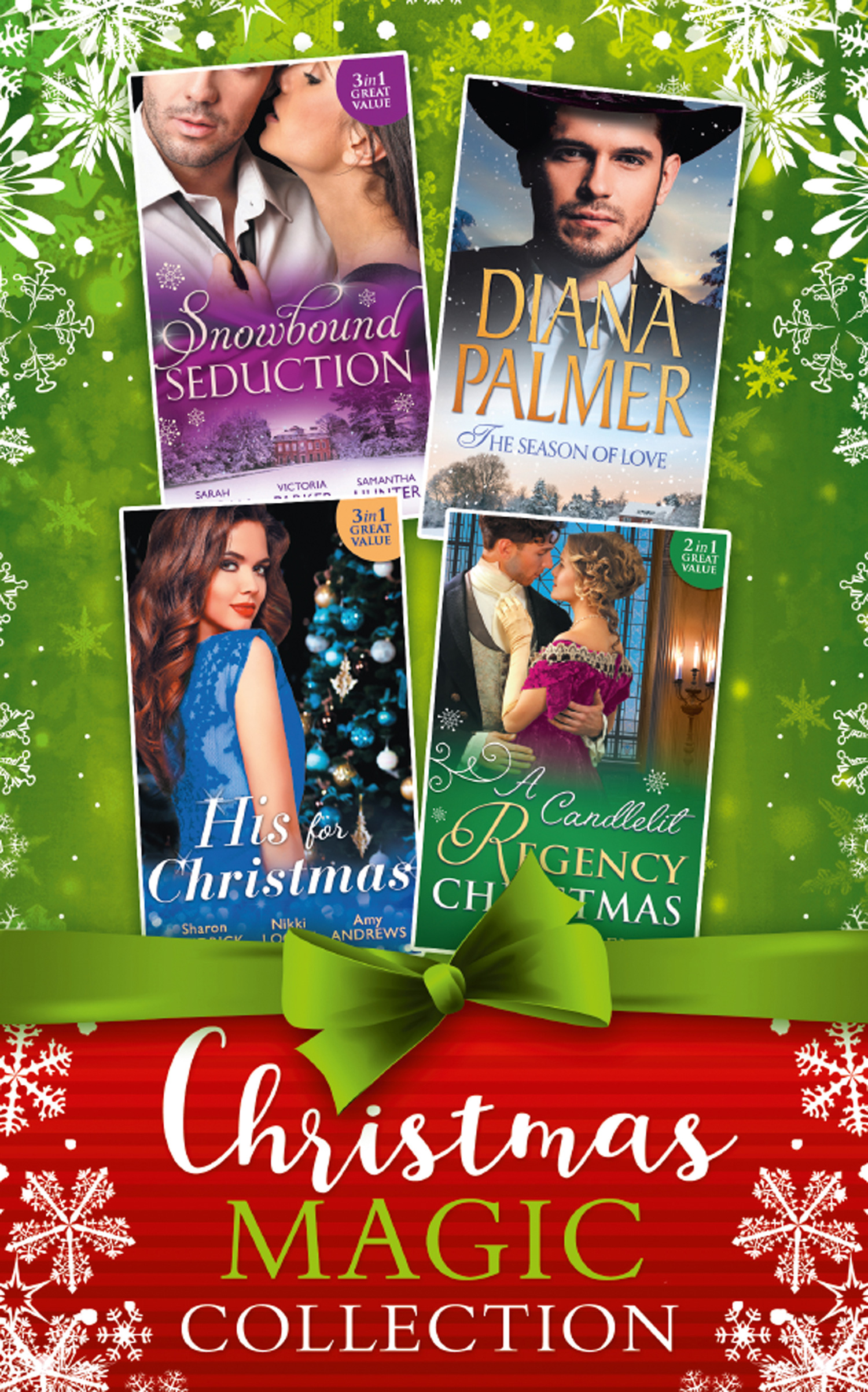 Mills & Boon Christmas Magic Collection