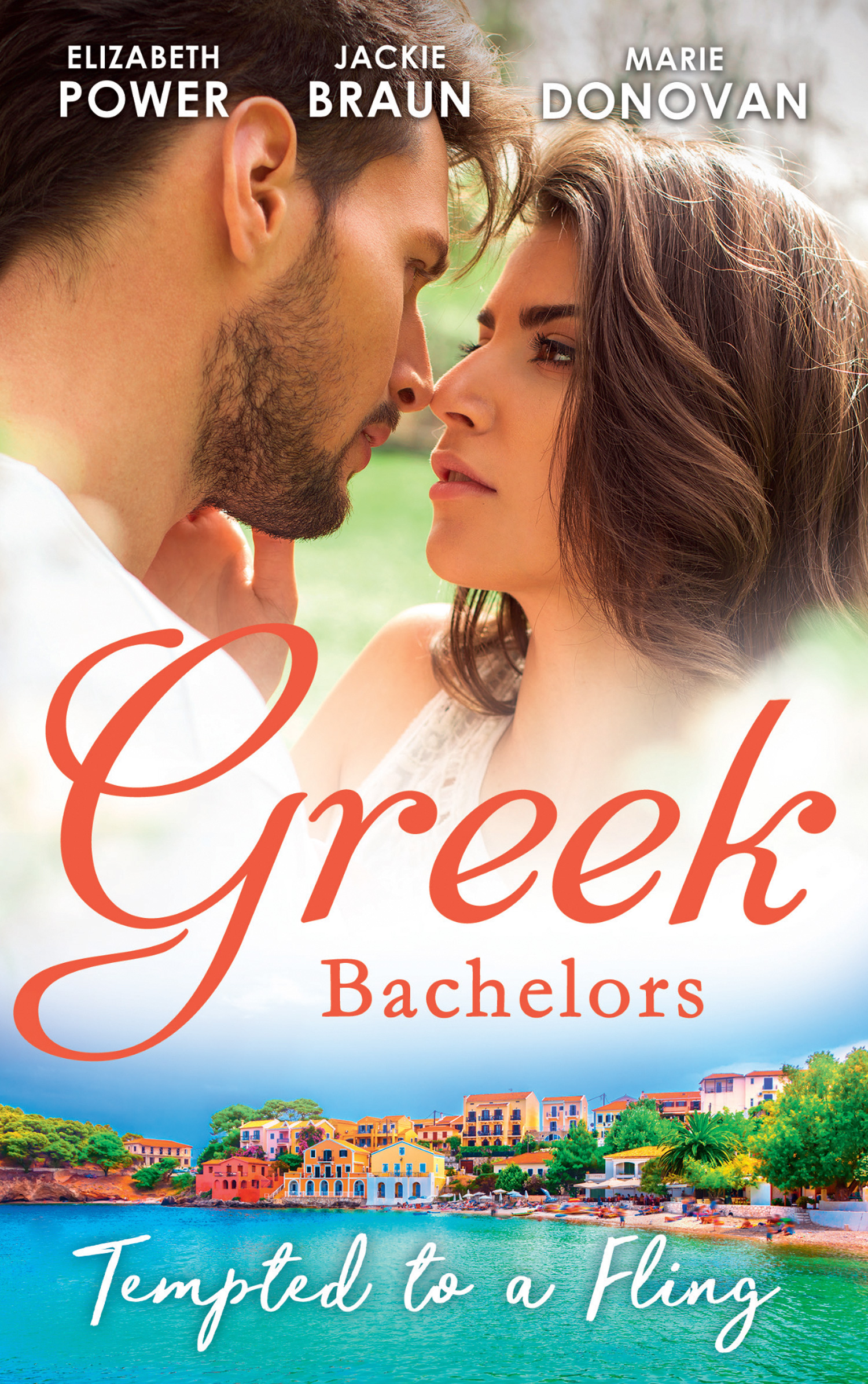 Greek Bachelors: Tempted To A Fling