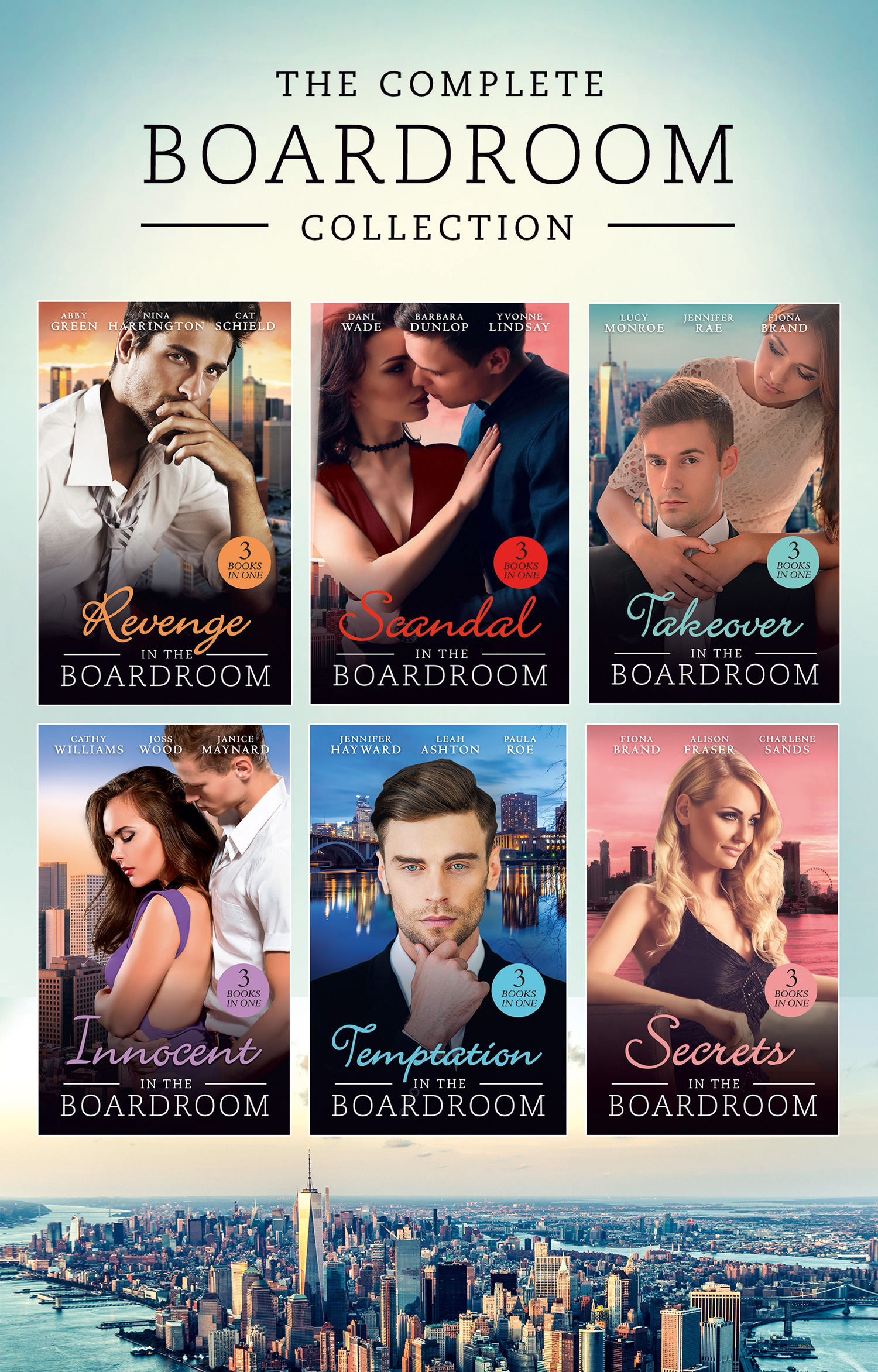 The Complete Boardroom Collection