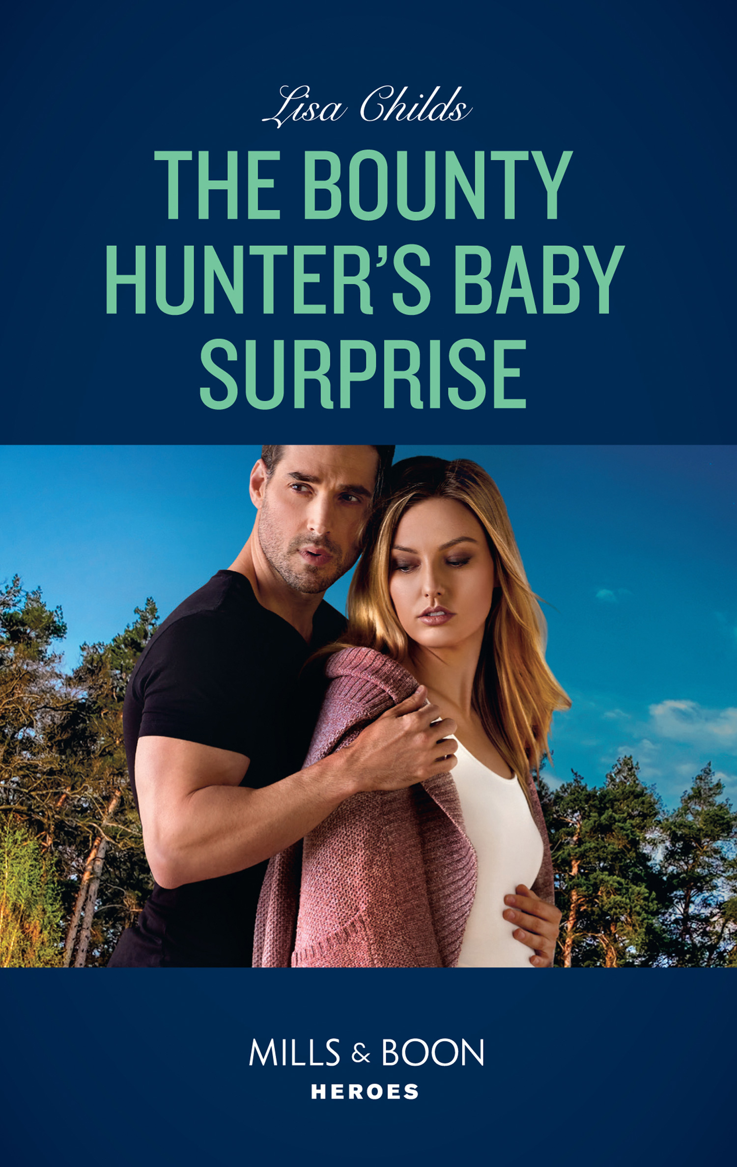 The Bounty Hunter's Baby Surprise