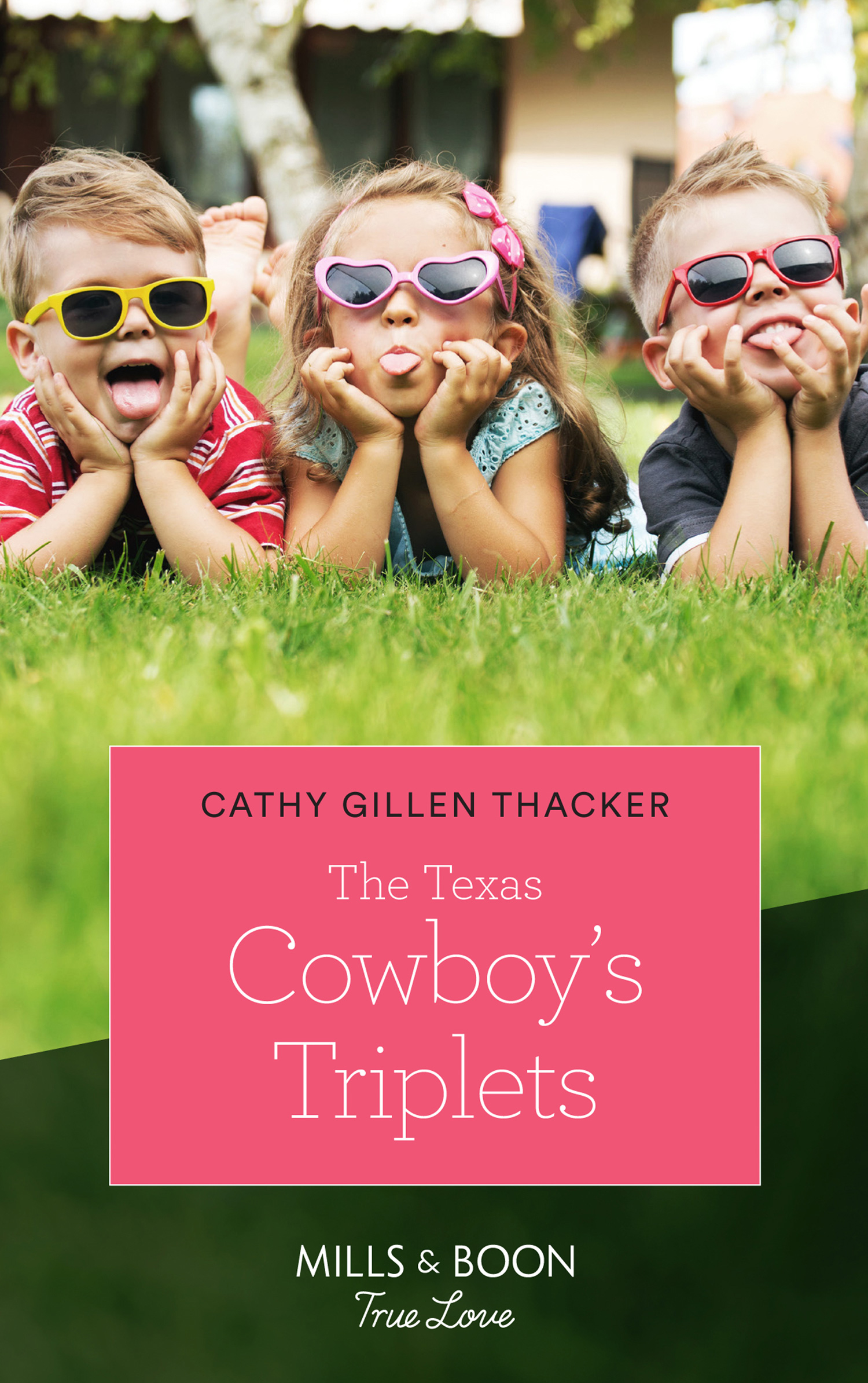 The Texas Cowboy's Triplets