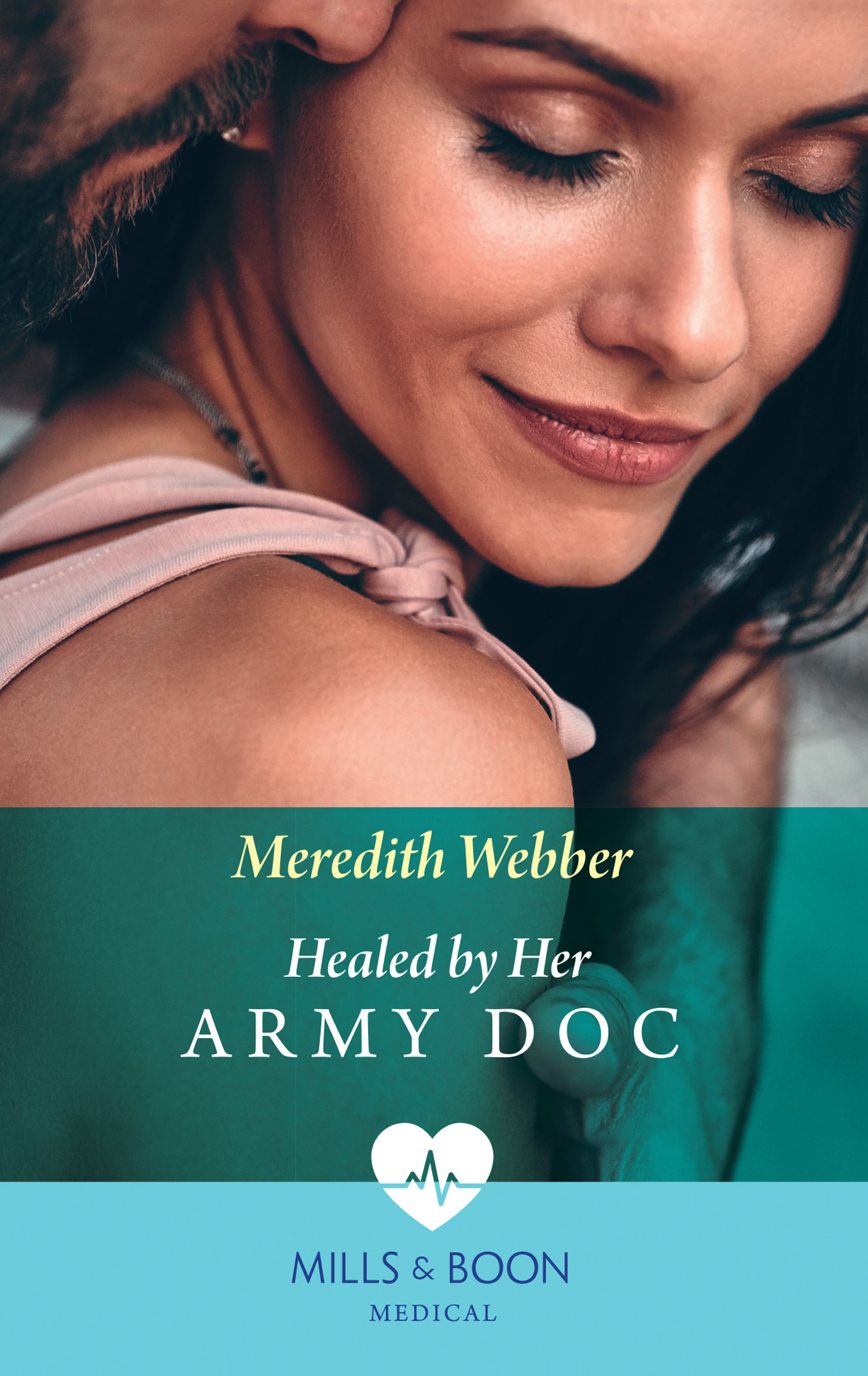 Healed By Her Army Doc