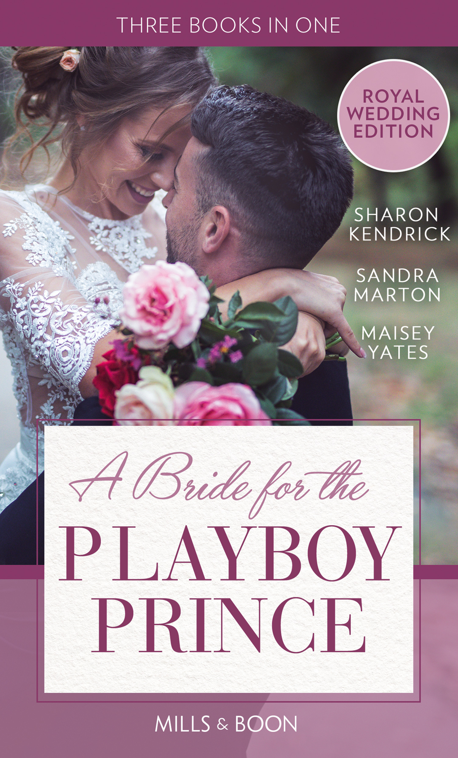 A Bride For The Playboy Prince
