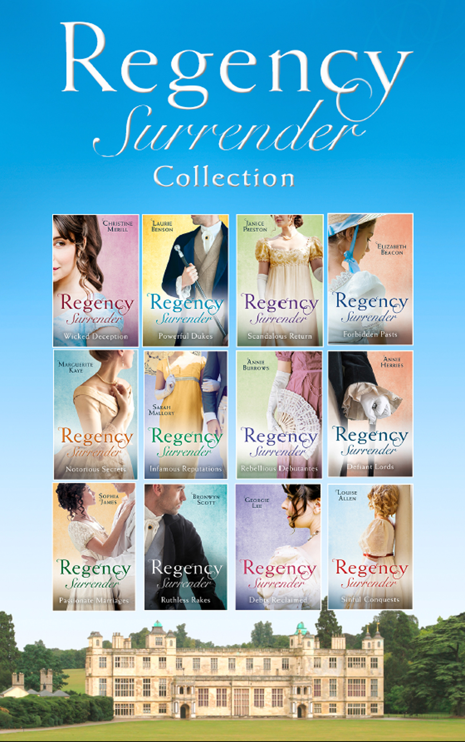 The Complete Regency Surrender Collection