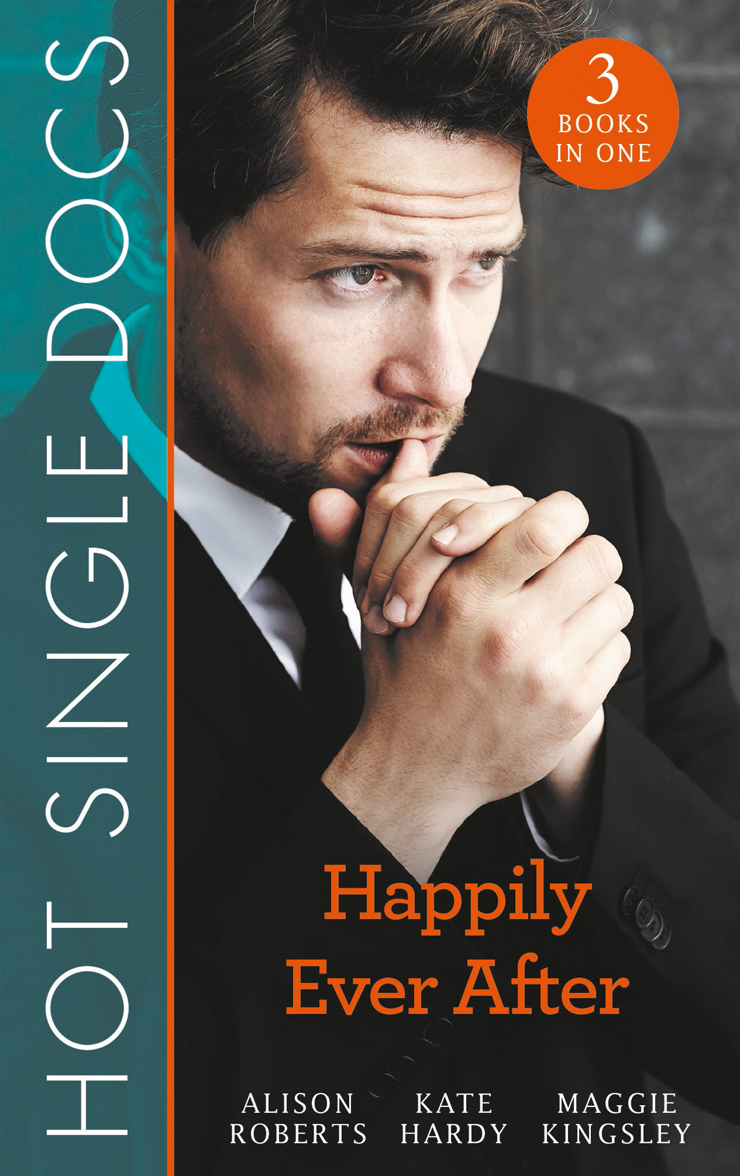 Hot Single Docs: Happily Ever After