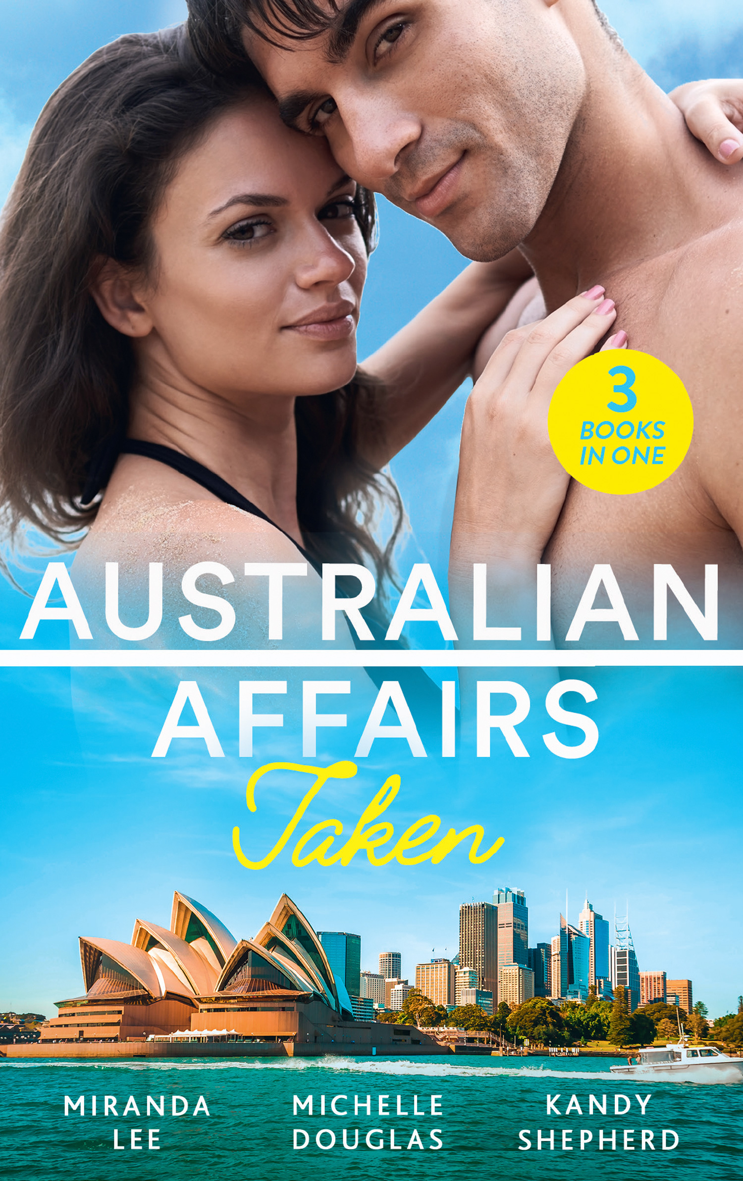 Australian Affairs: Taken