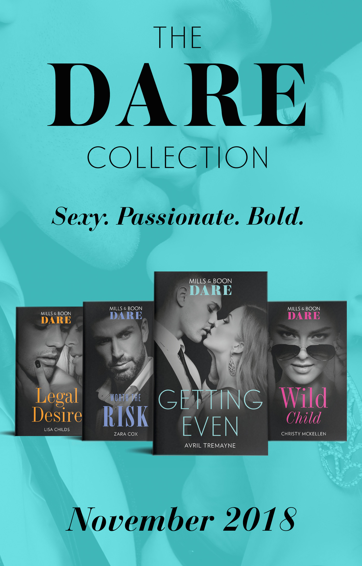 The Dare Collection November 2018