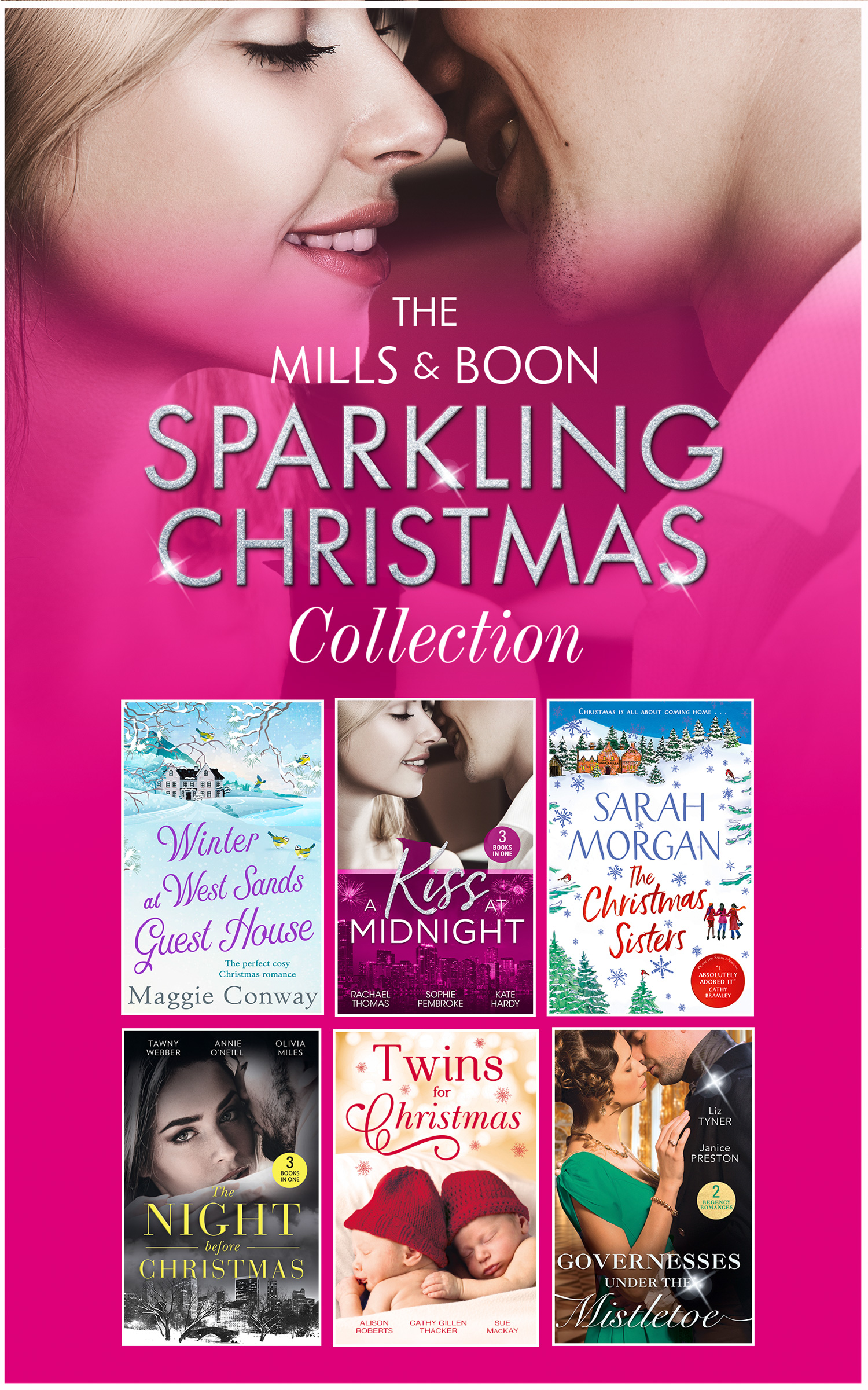 The Mills & Boon Sparkling Christmas Collection