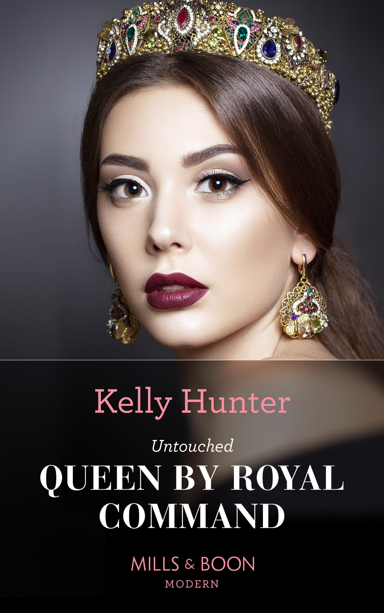 Untouched Queen By Royal Command