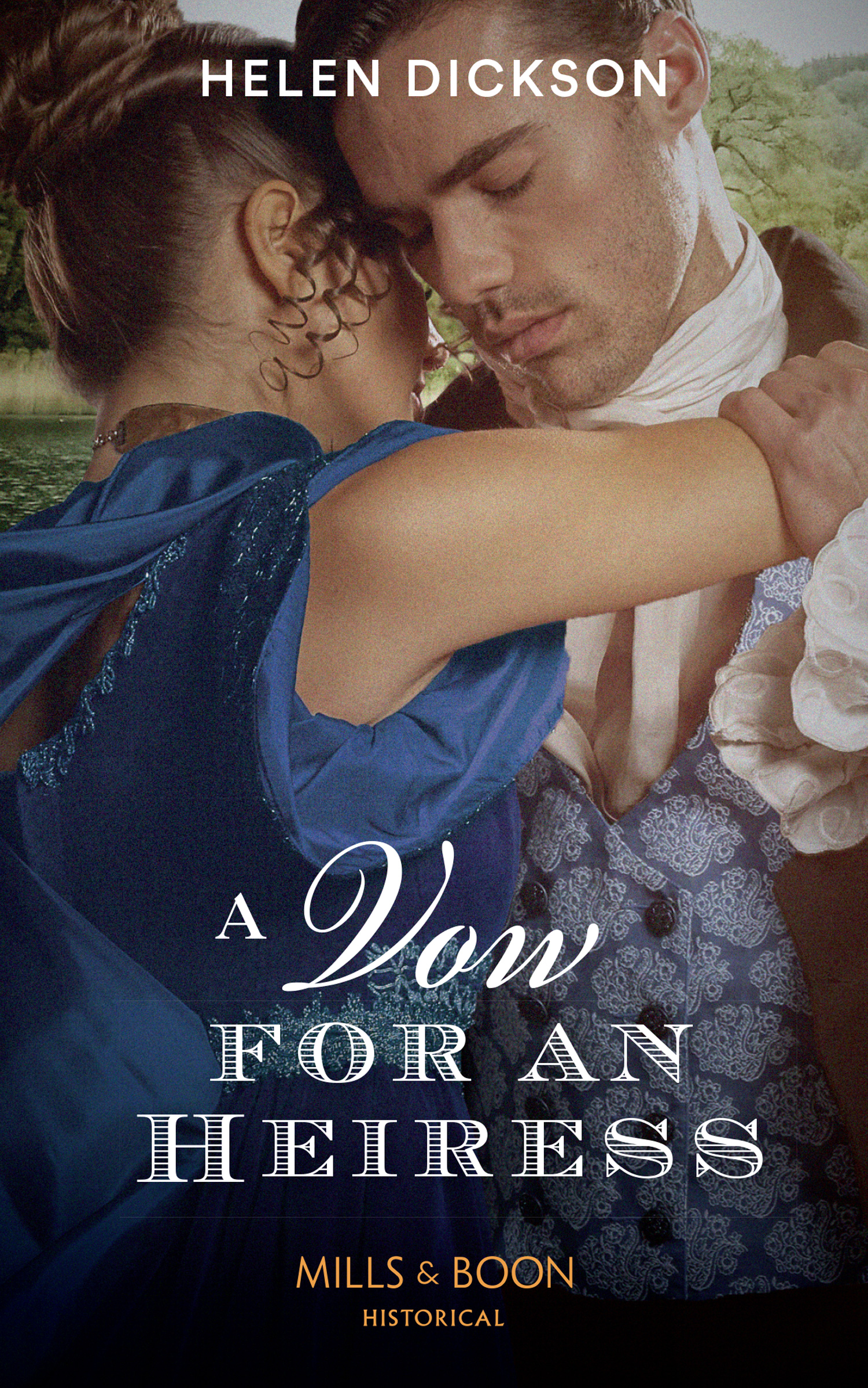 A Vow For An Heiress
