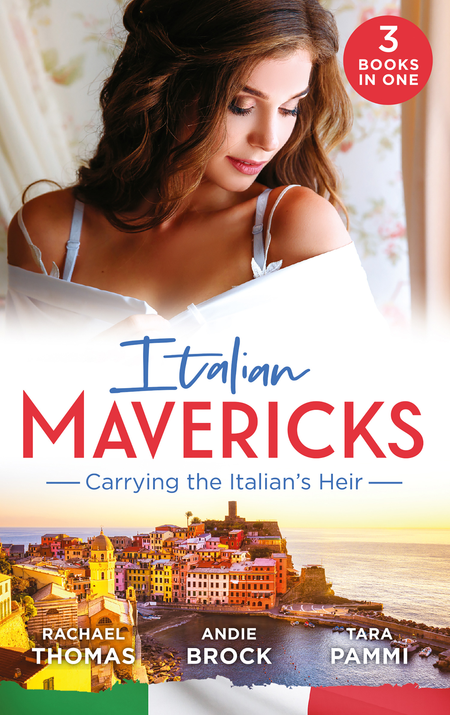 Italian Mavericks: Carrying The Italian's Heir