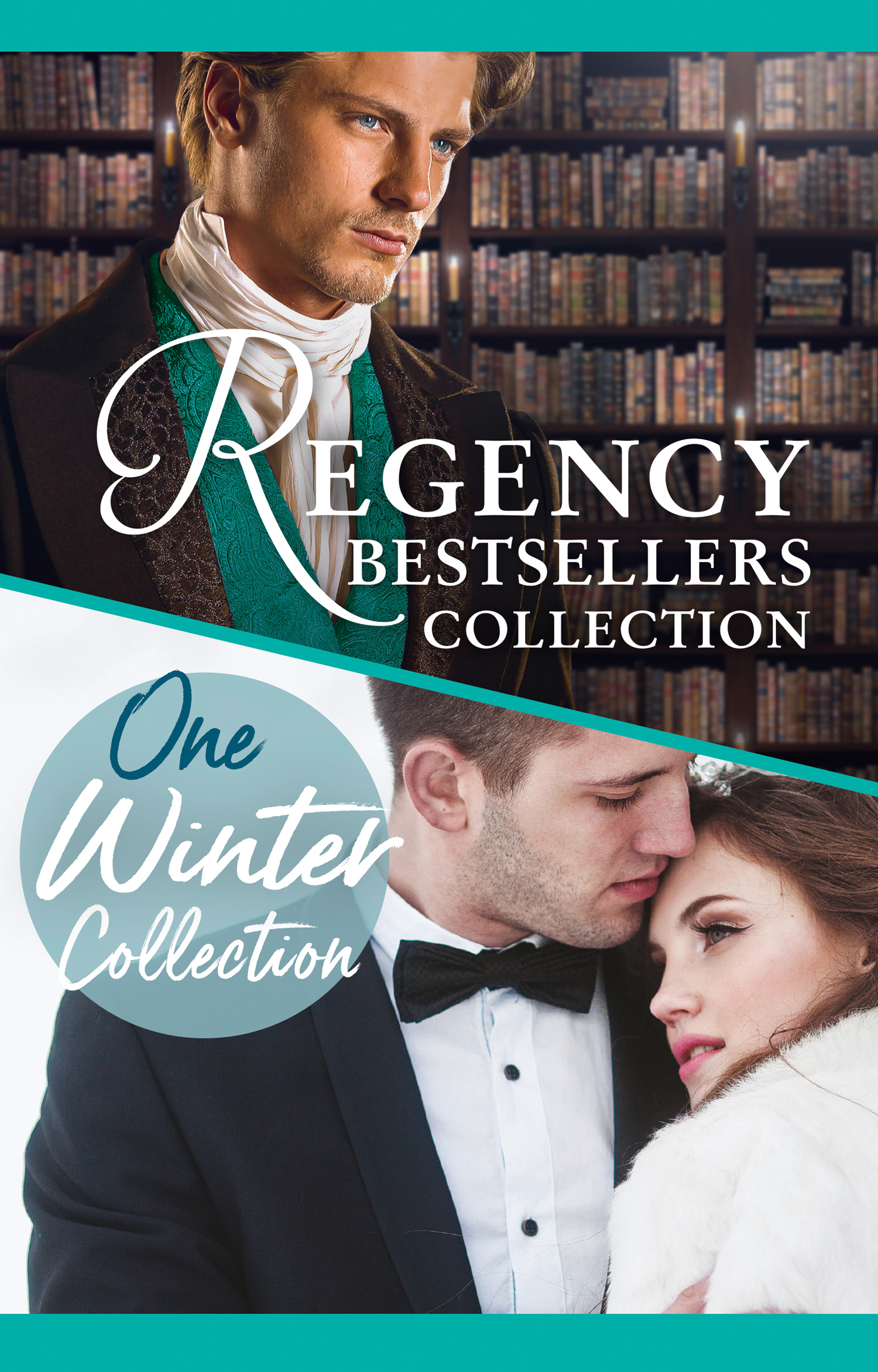 The Complete Regency Bestsellers And One Winters Collection