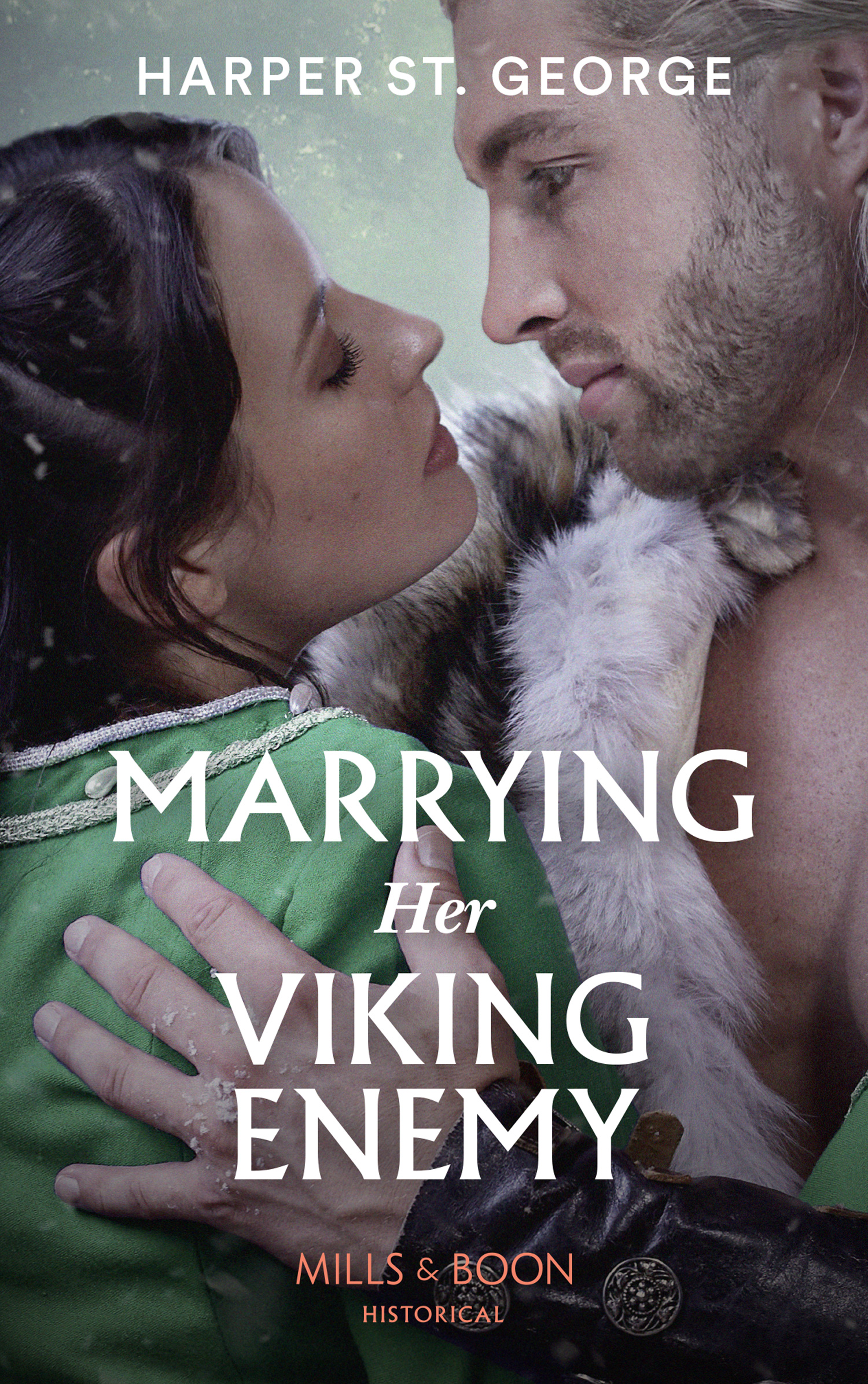 Marrying Her Viking Enemy