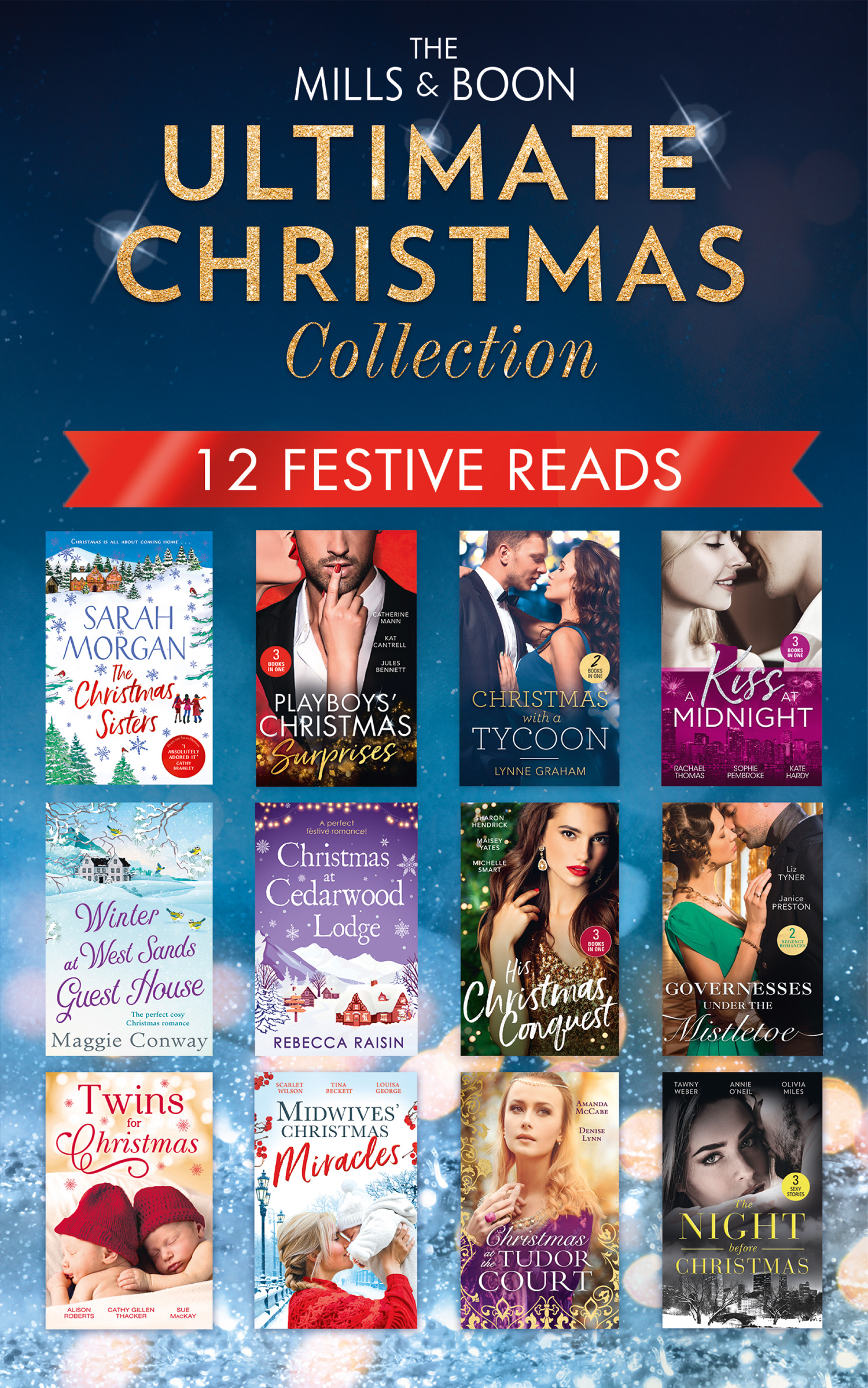 The Mills & Boon Ultimate Christmas Collection