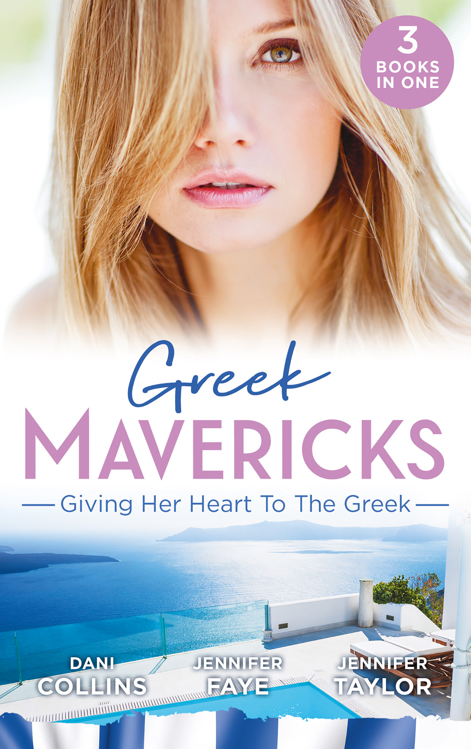 Greek Mavericks: Giving Her Heart To The Greek