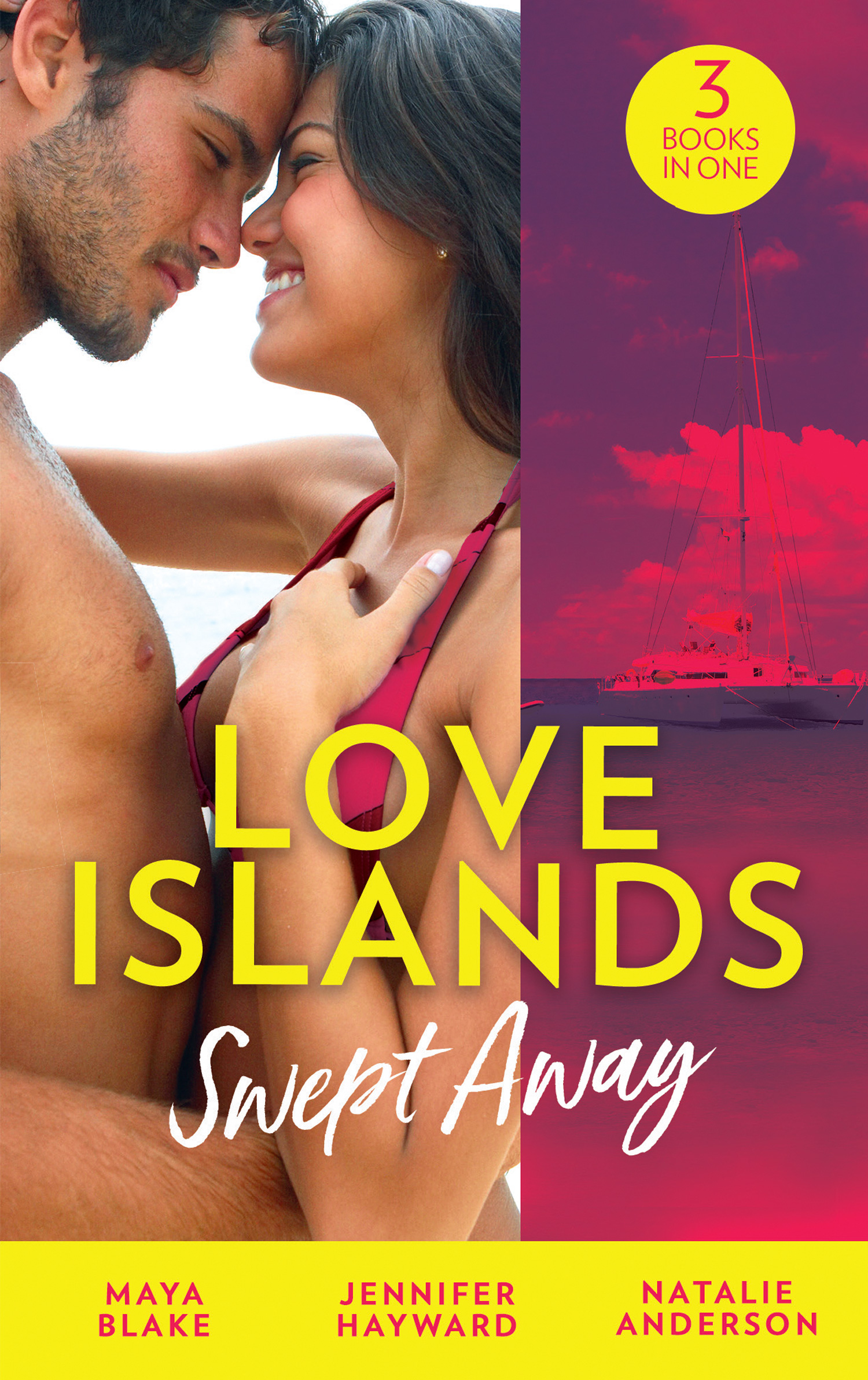 Love Islands: Swept Away