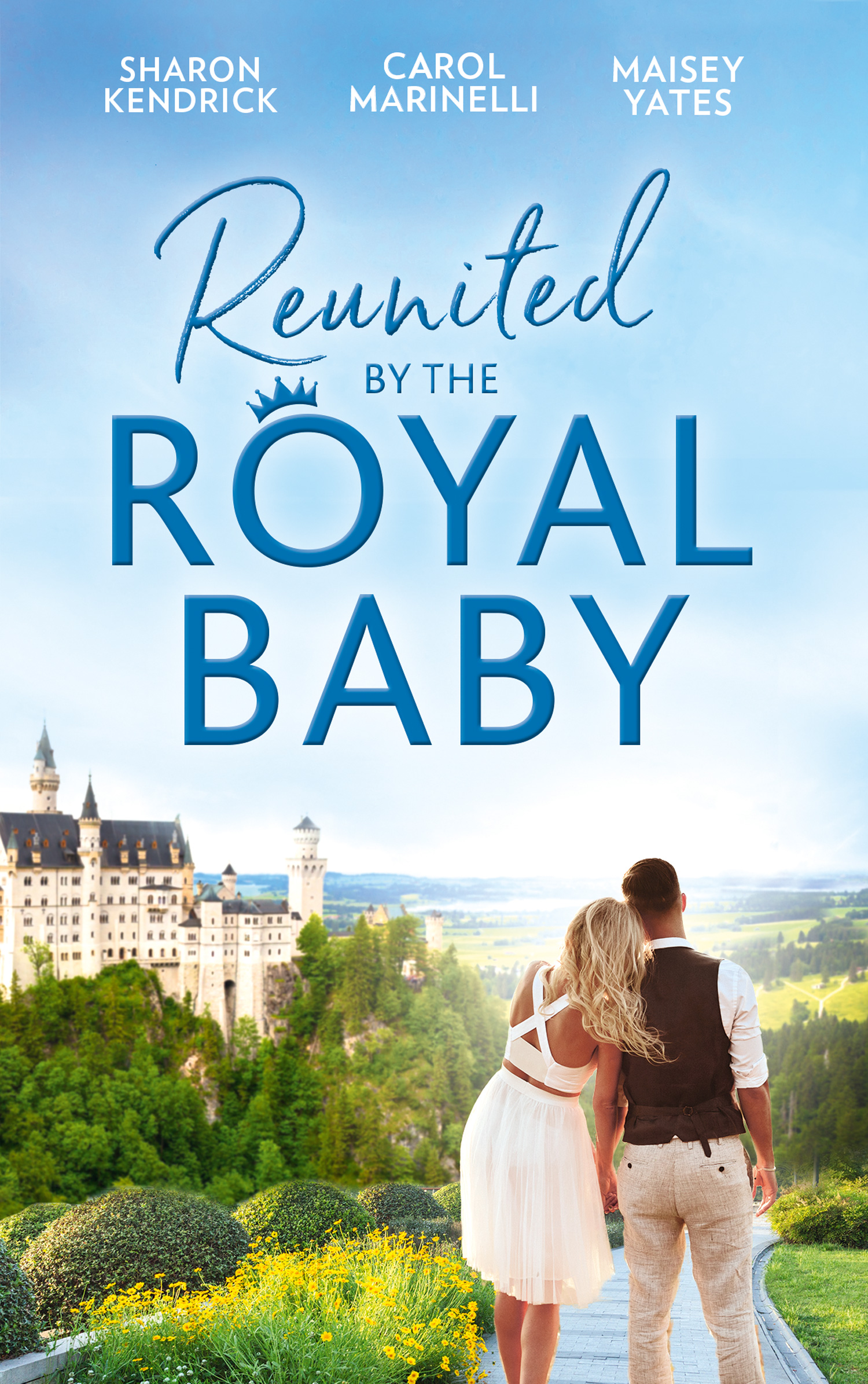 Reunited By The Royal Baby