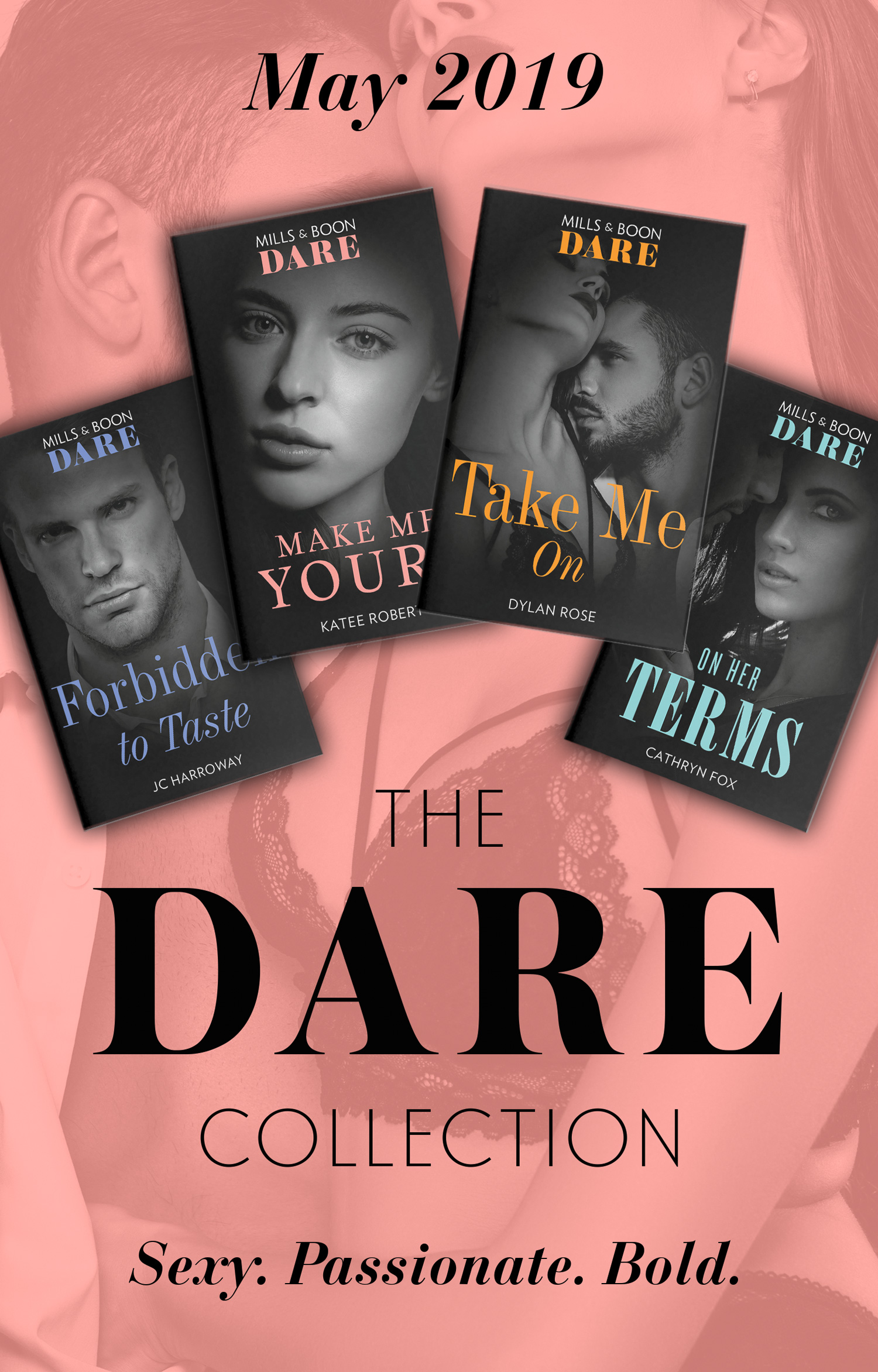 The Dare Collection May 2019