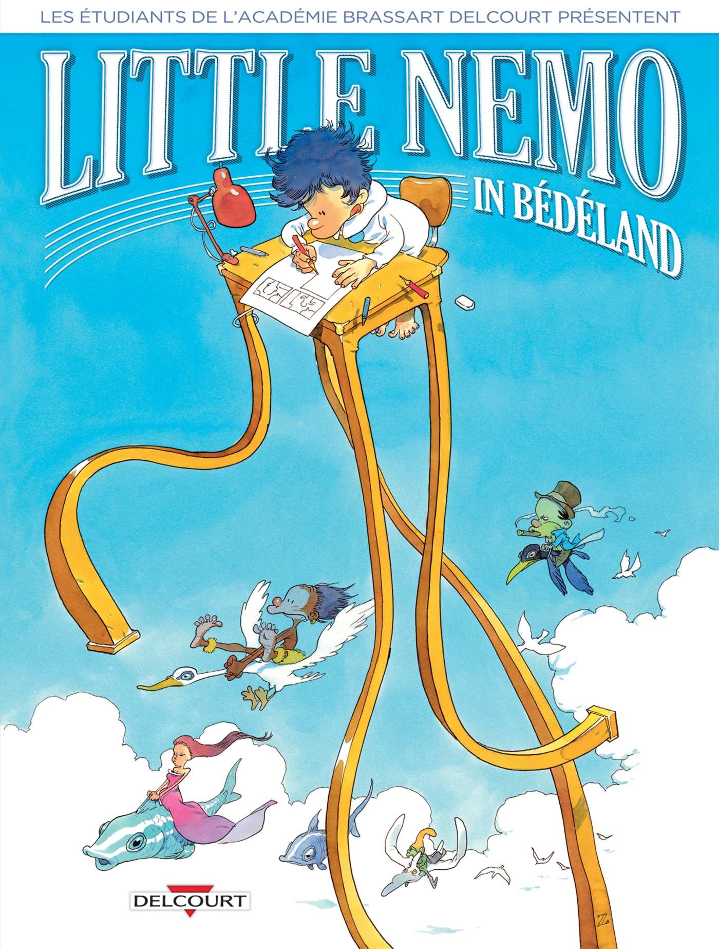 Little Nemo in Bédéland