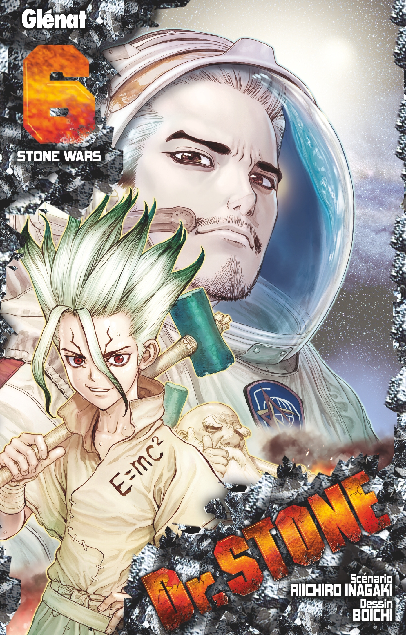 Dr. Stone - Tome 06