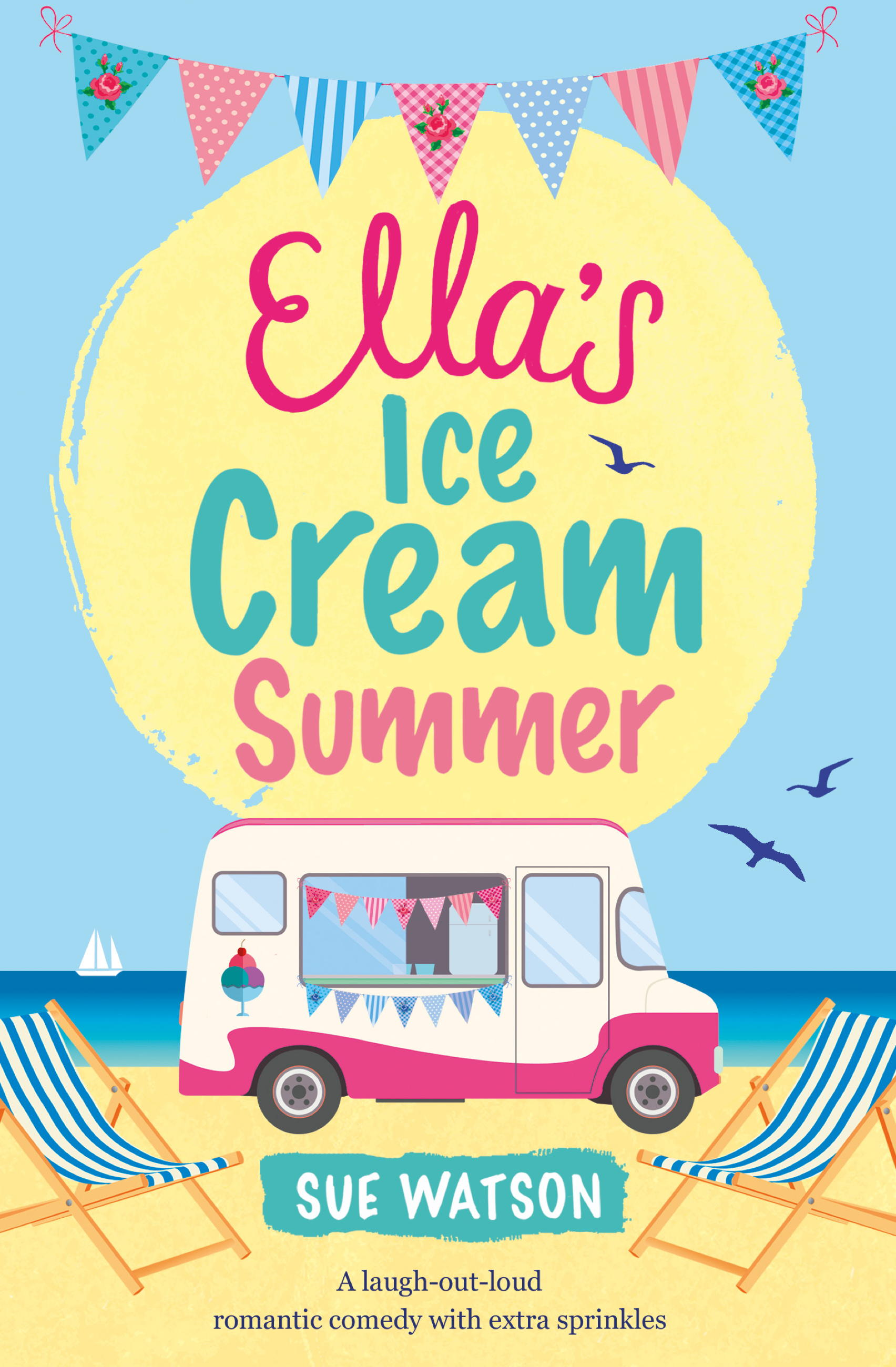 Ella's Ice-Cream Summer