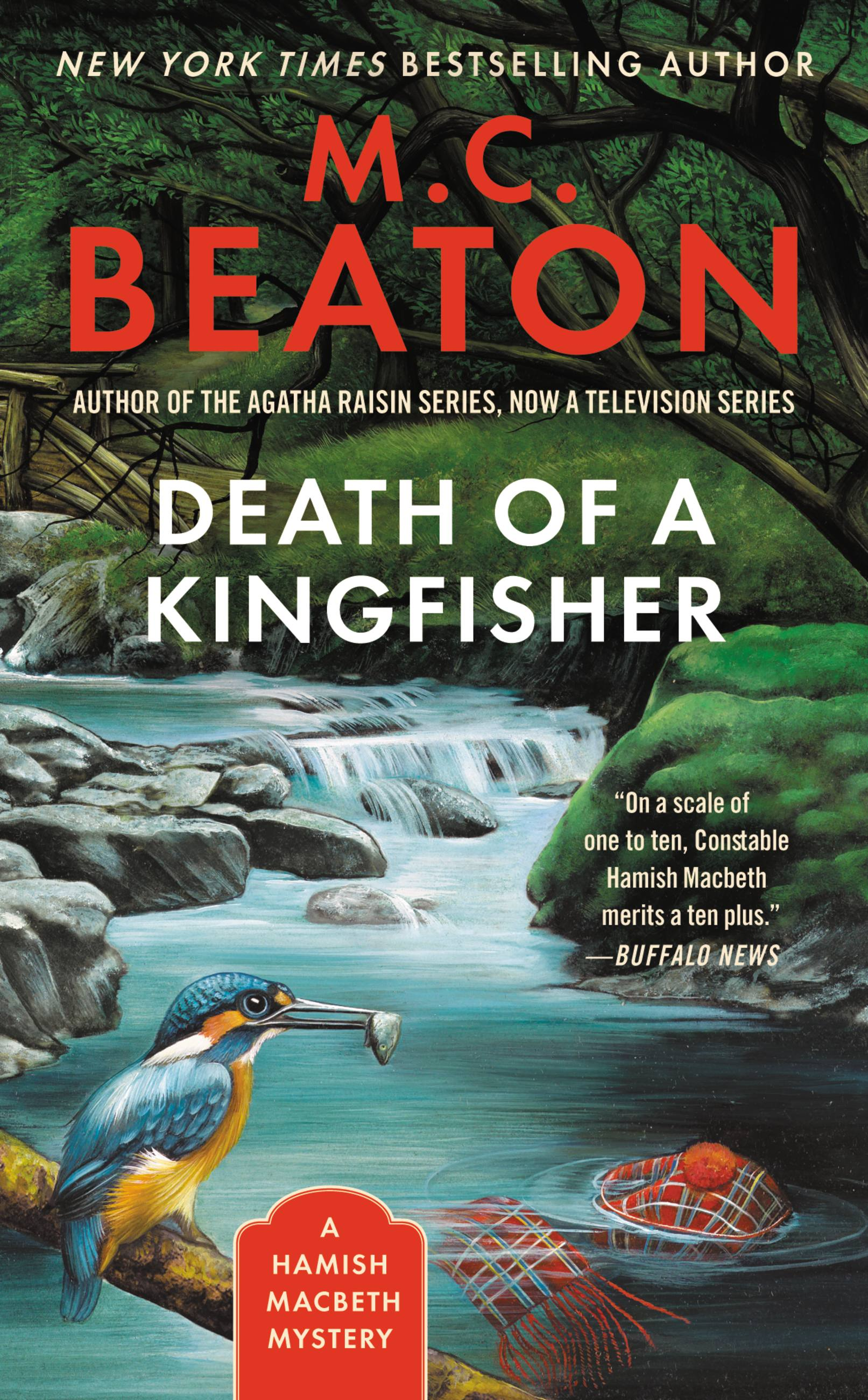 Death of a Kingfisher