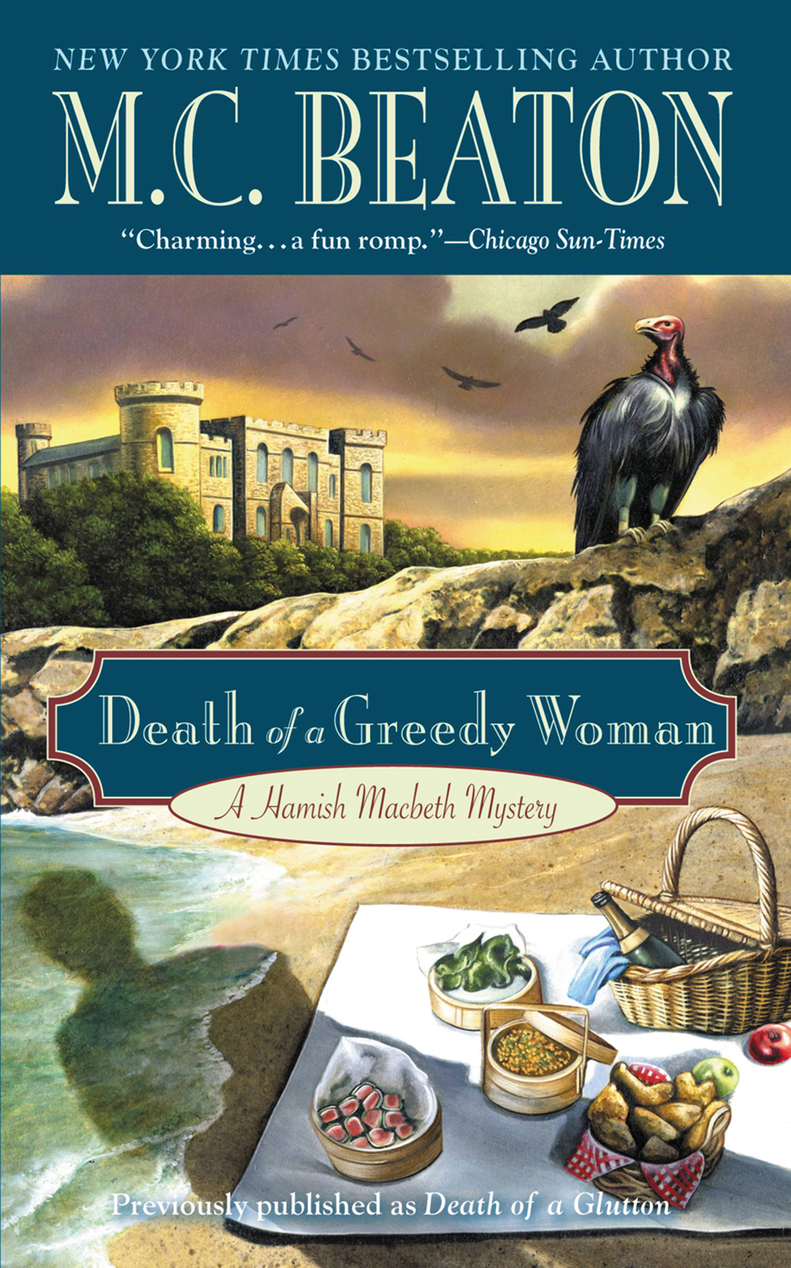 Death of a Greedy Woman