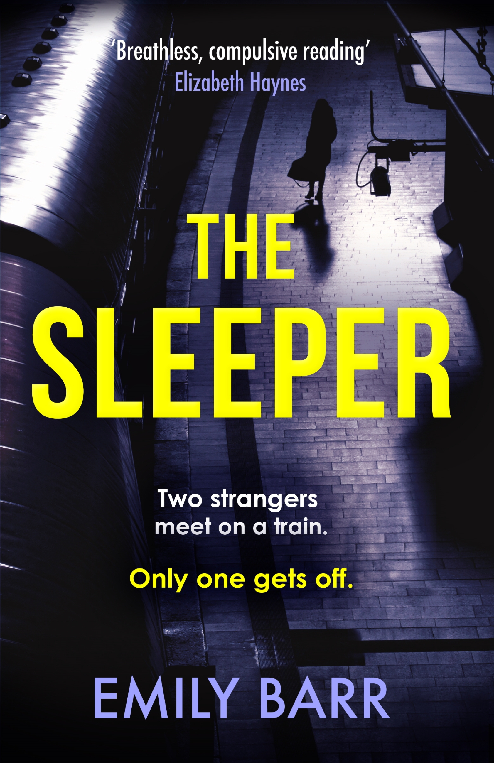 The Sleeper: Two strangers meet on a train. Only one gets off